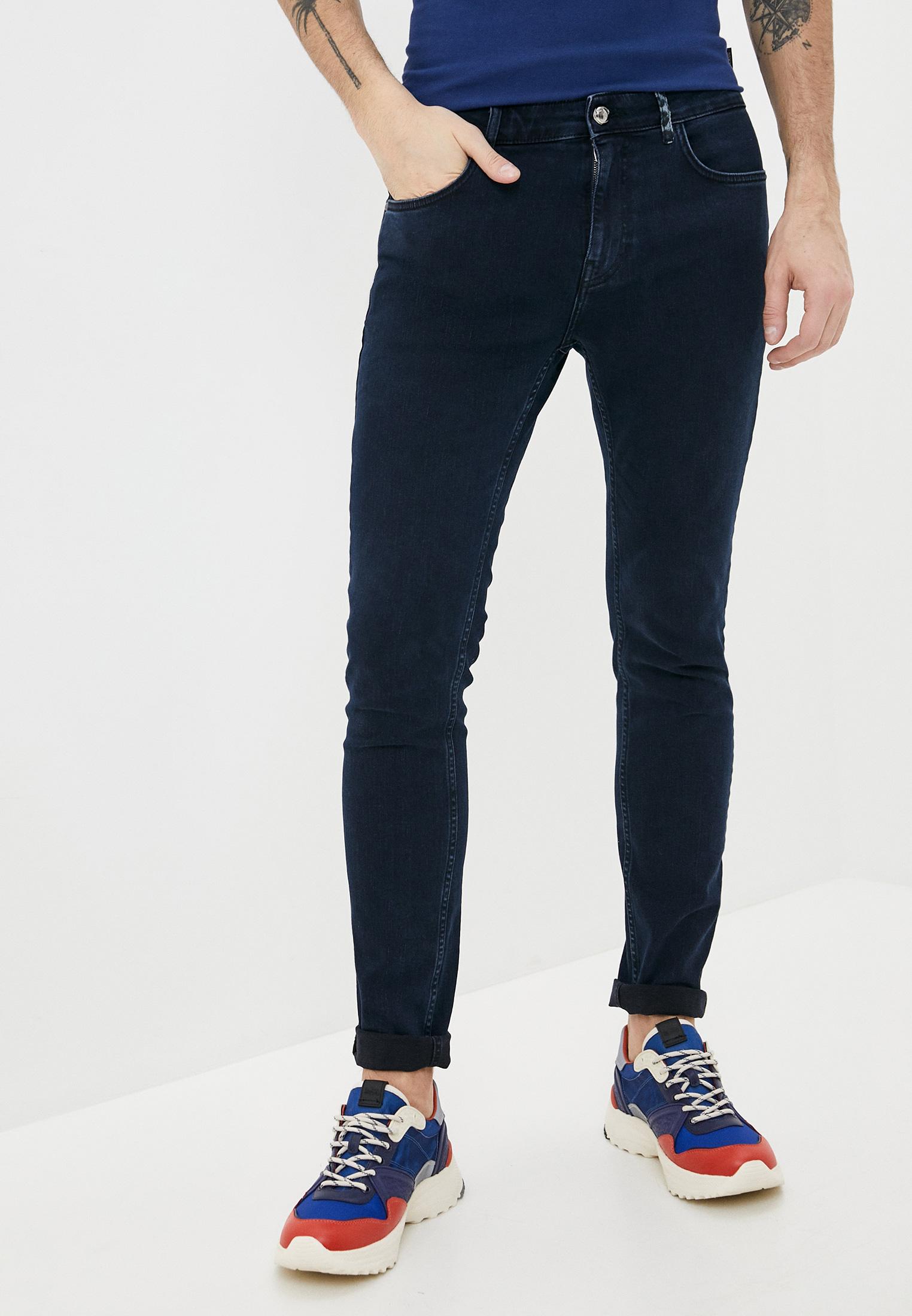 Зауженные джинсы Cavalli Class A2JVB0006018