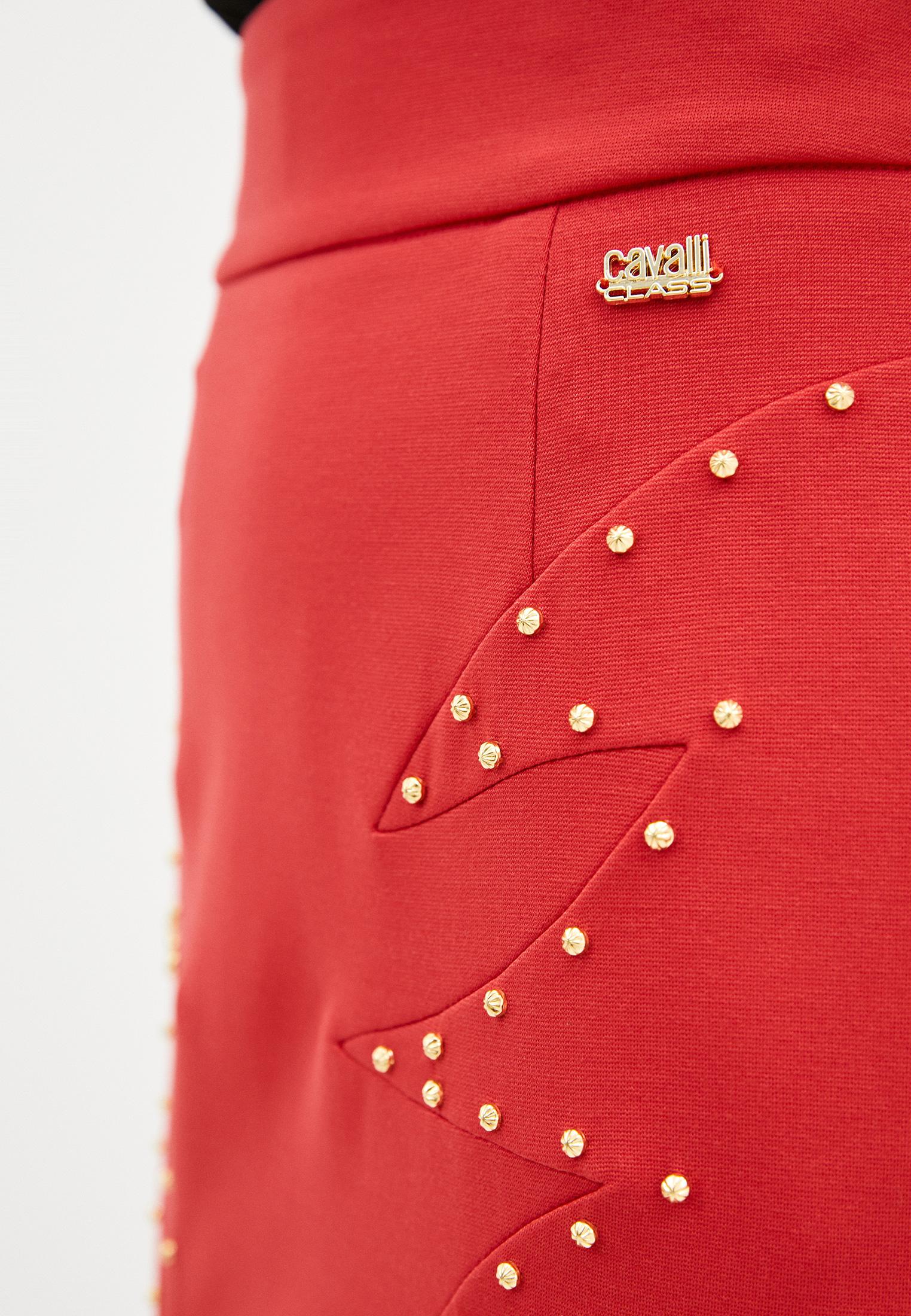 Прямая юбка Cavalli Class A9IVA3109013: изображение 5