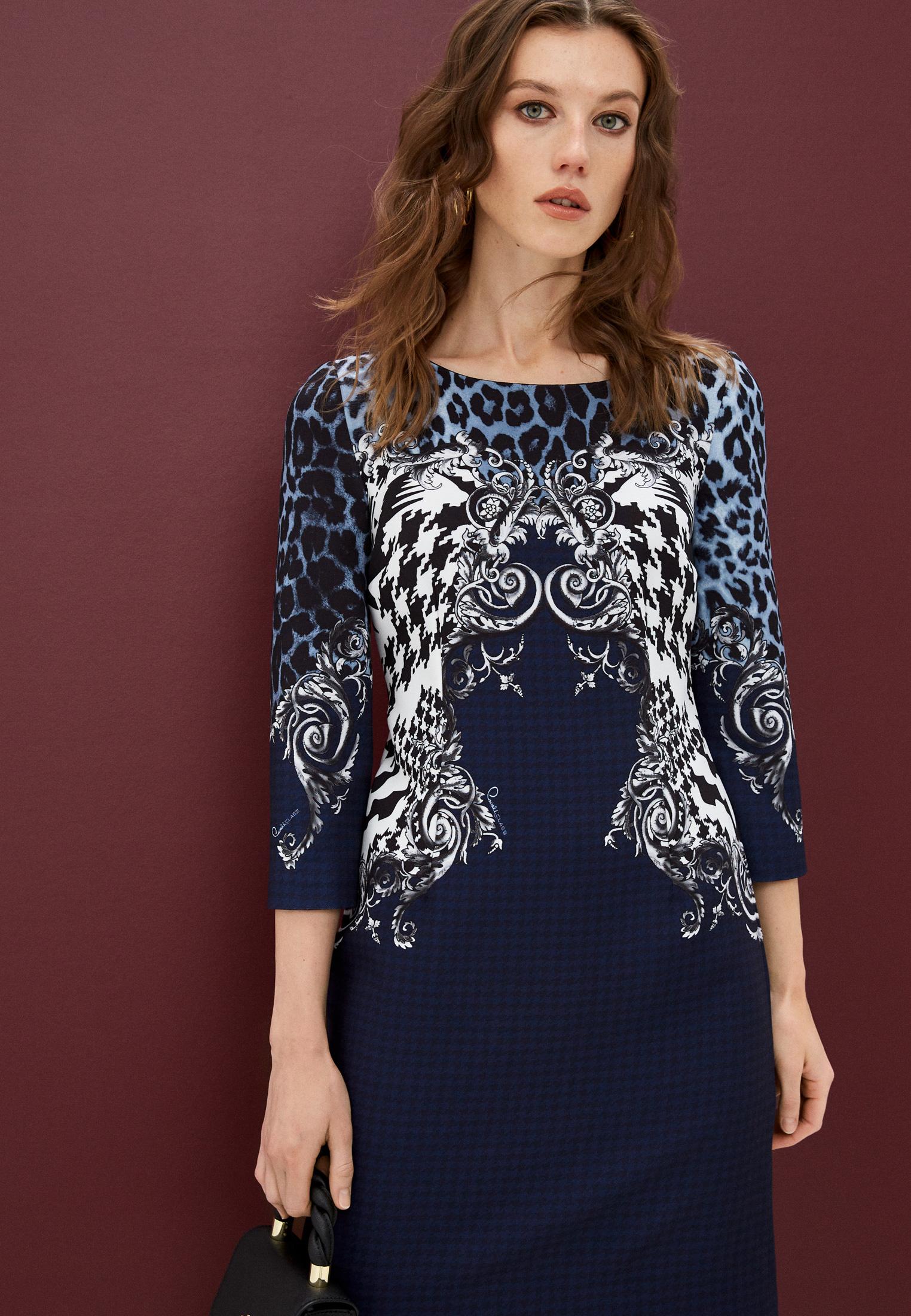 Повседневное платье Cavalli Class D2IZB43295169: изображение 2