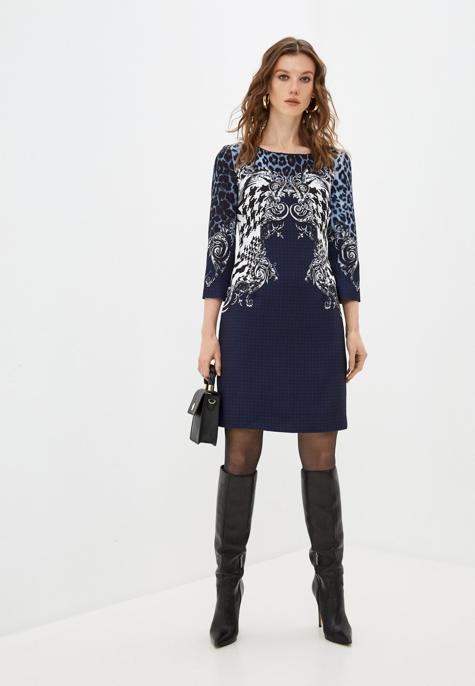 Повседневное платье Cavalli Class D2IZB43295169: изображение 3