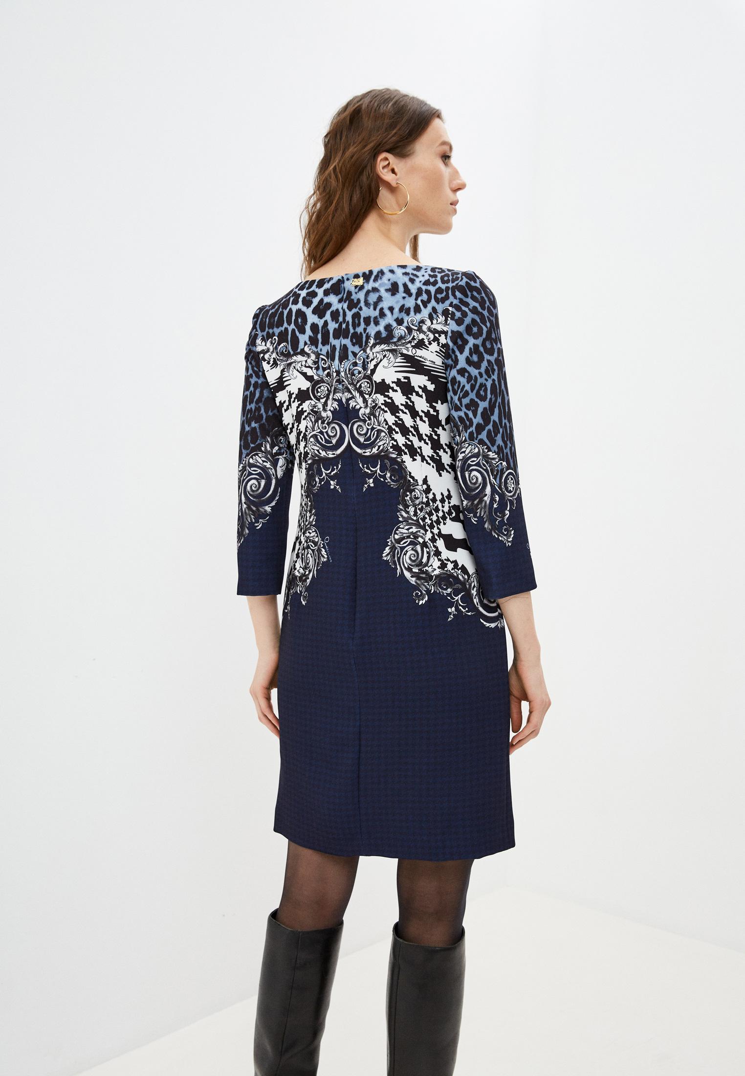 Повседневное платье Cavalli Class D2IZB43295169: изображение 4