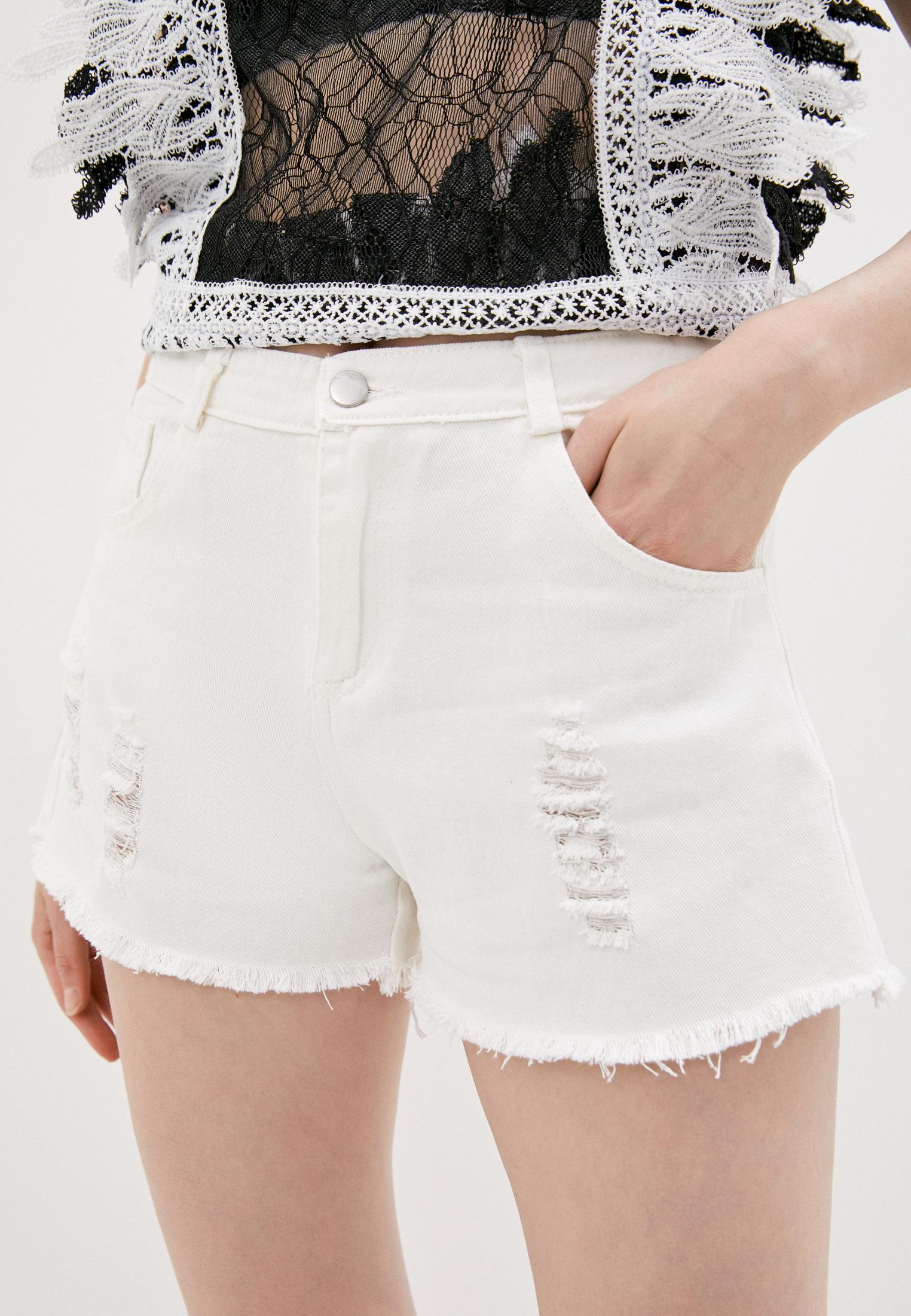 Женские джинсовые шорты Care of You F56037