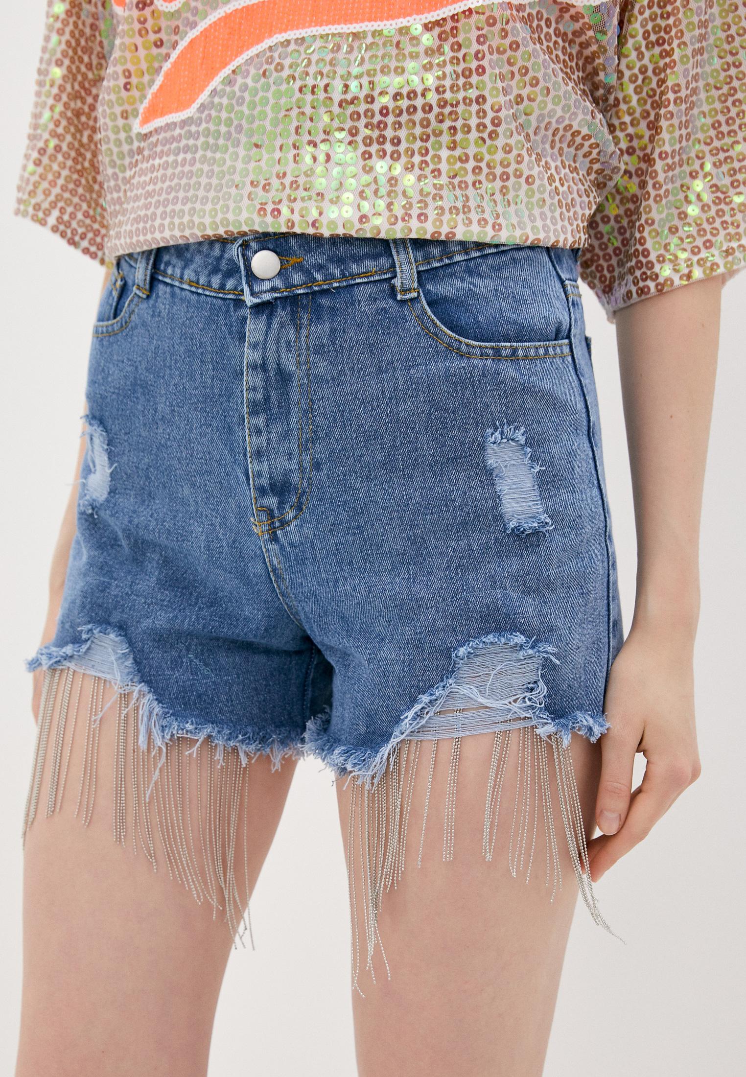 Женские джинсовые шорты Care of You F56040