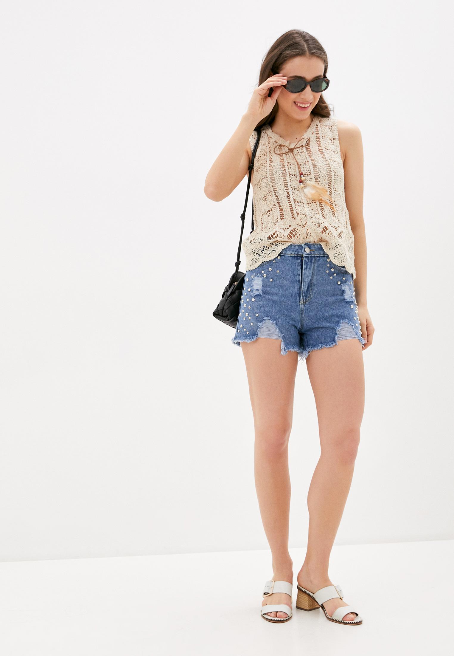 Женские джинсовые шорты Care of You F56039: изображение 2