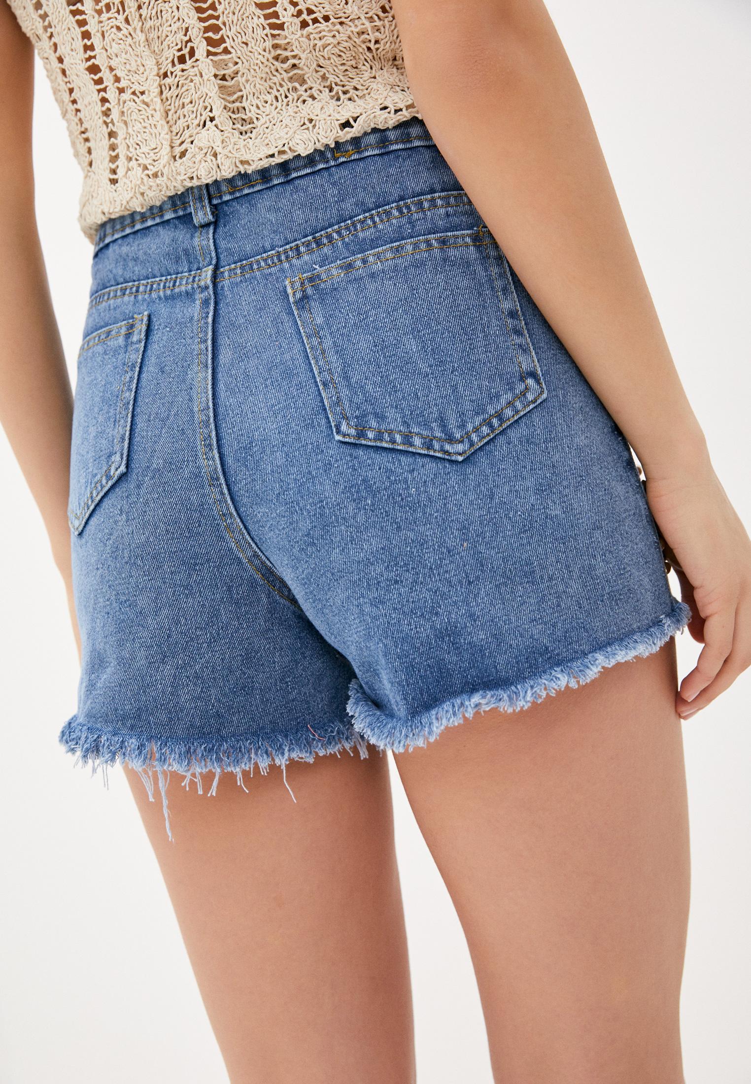 Женские джинсовые шорты Care of You F56039: изображение 3