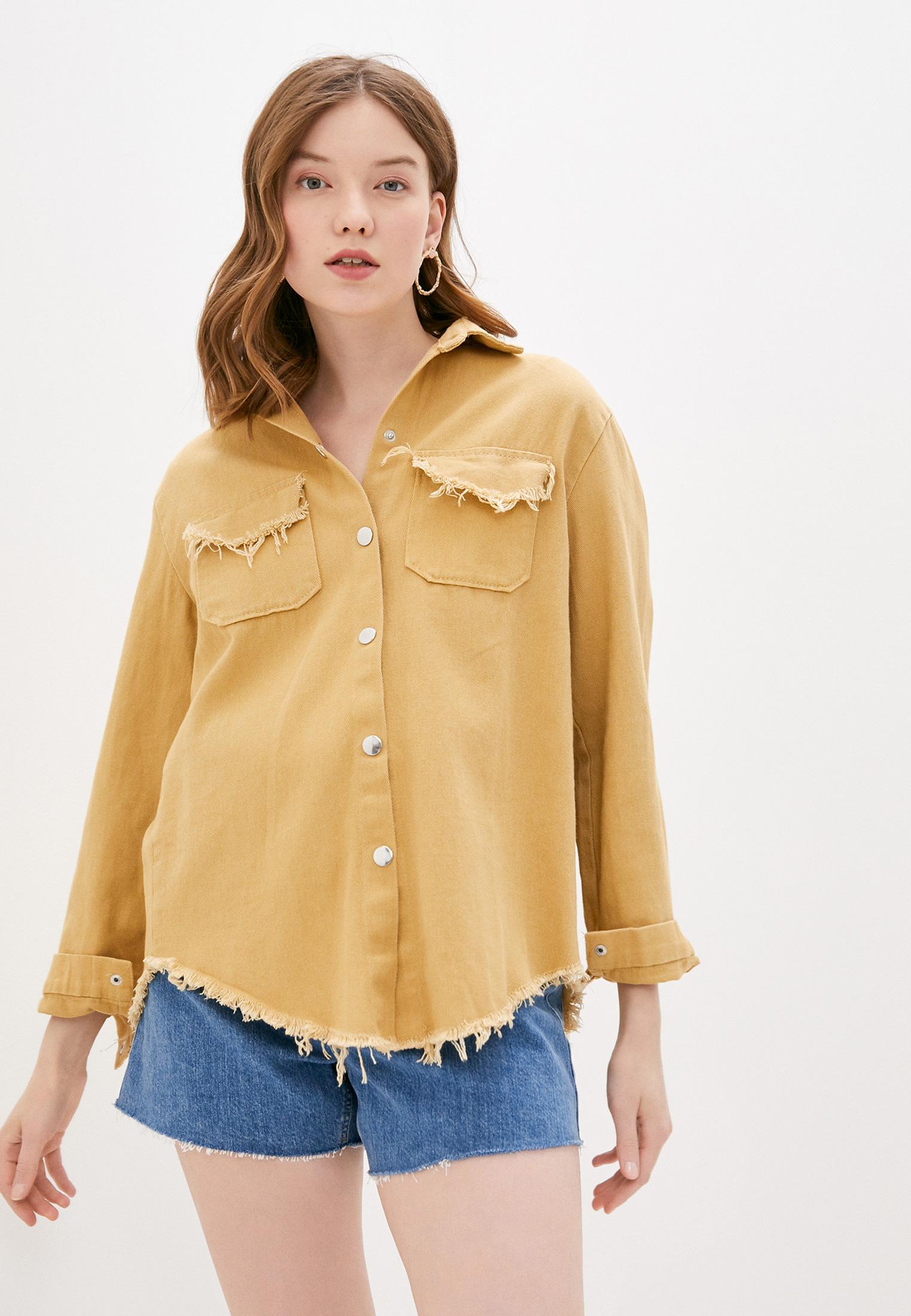 Женские джинсовые рубашки Care of You F56036