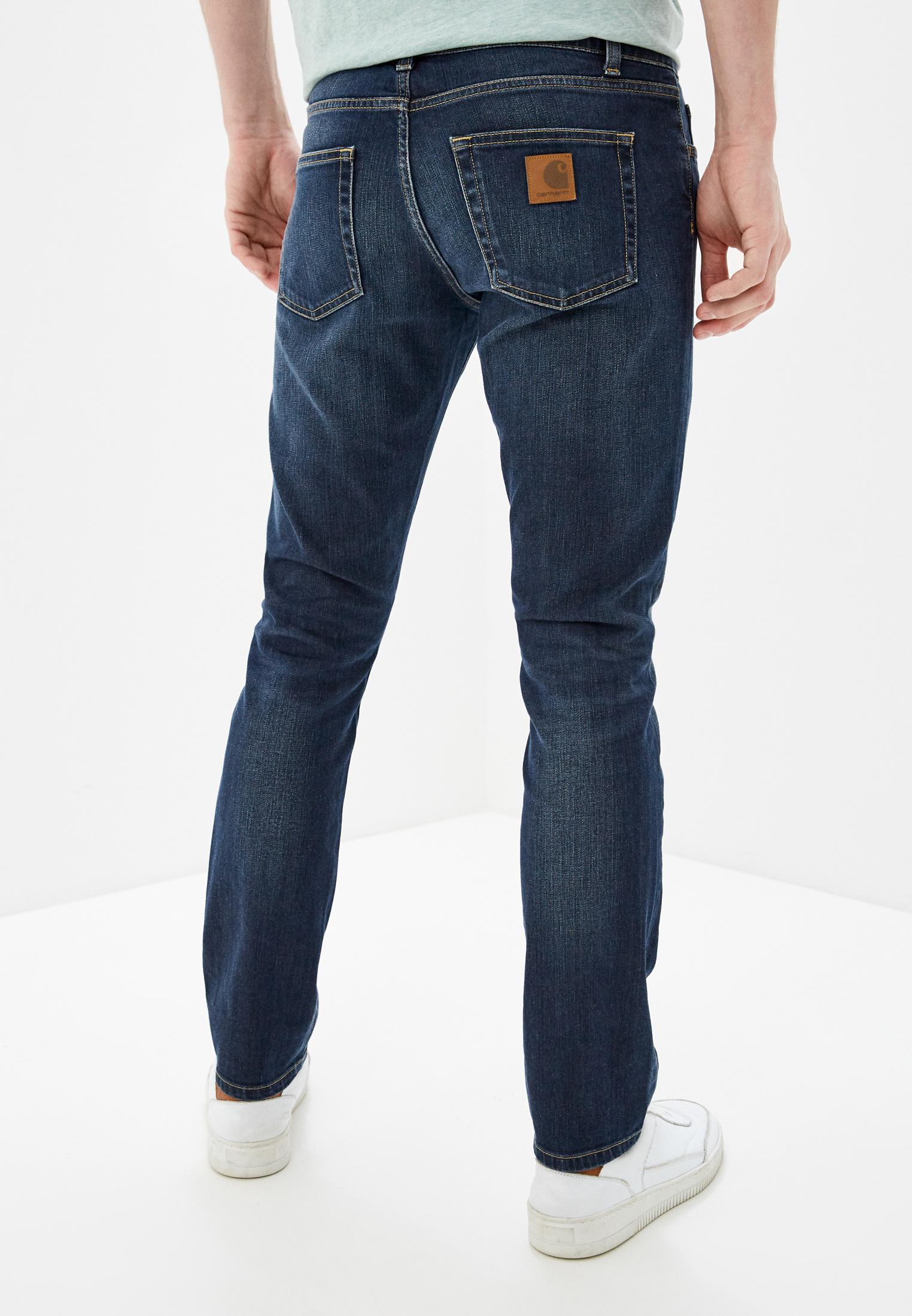 Зауженные джинсы Carhartt WIP I015331: изображение 3