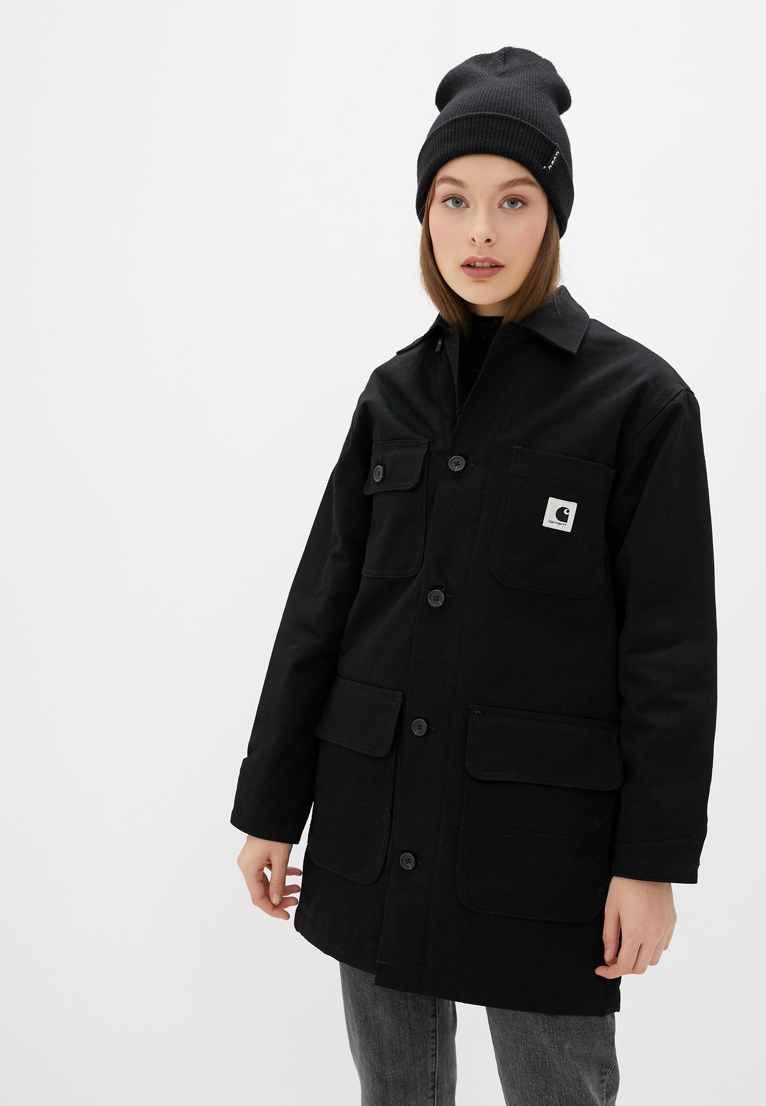 Джинсовая куртка Carhartt I027387
