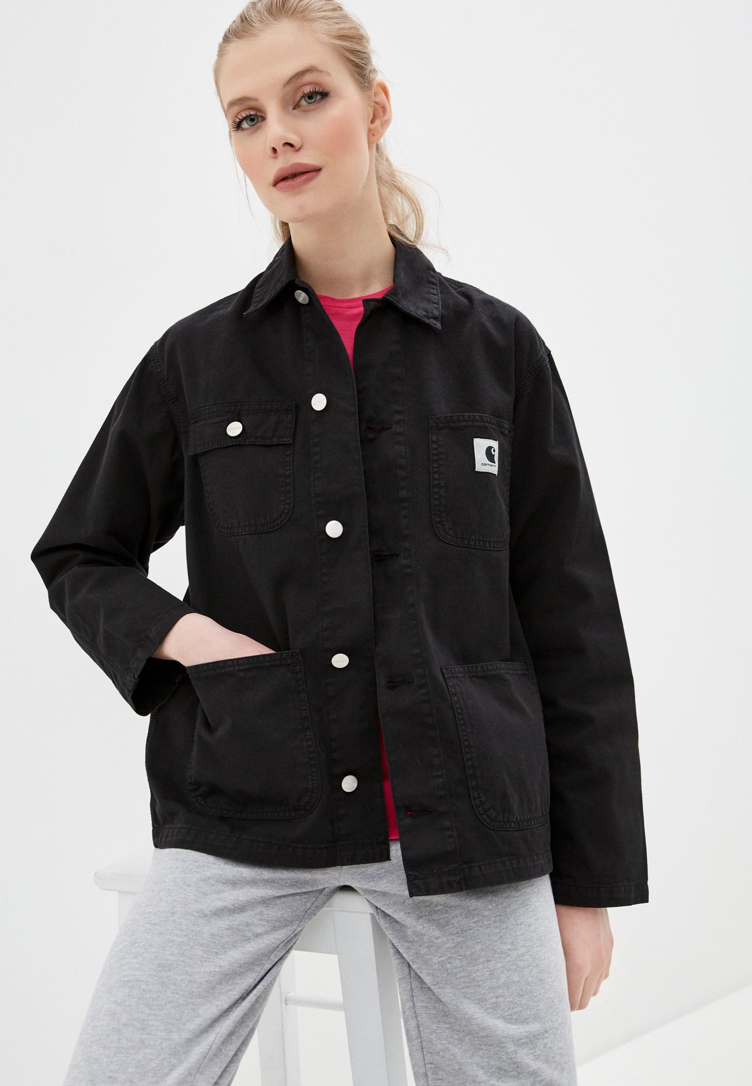 Джинсовая куртка Carhartt WIP Куртка джинсовая Carhartt WIP