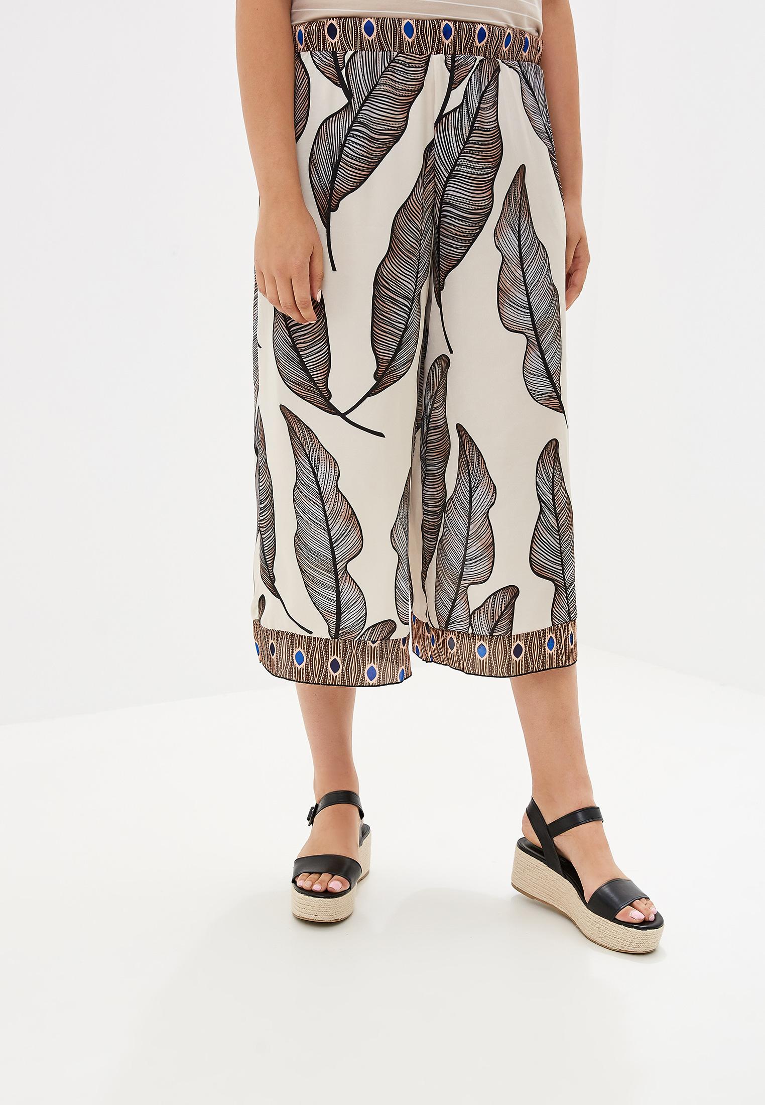 Женские широкие и расклешенные брюки CAMOMILLA ITALIA 631362