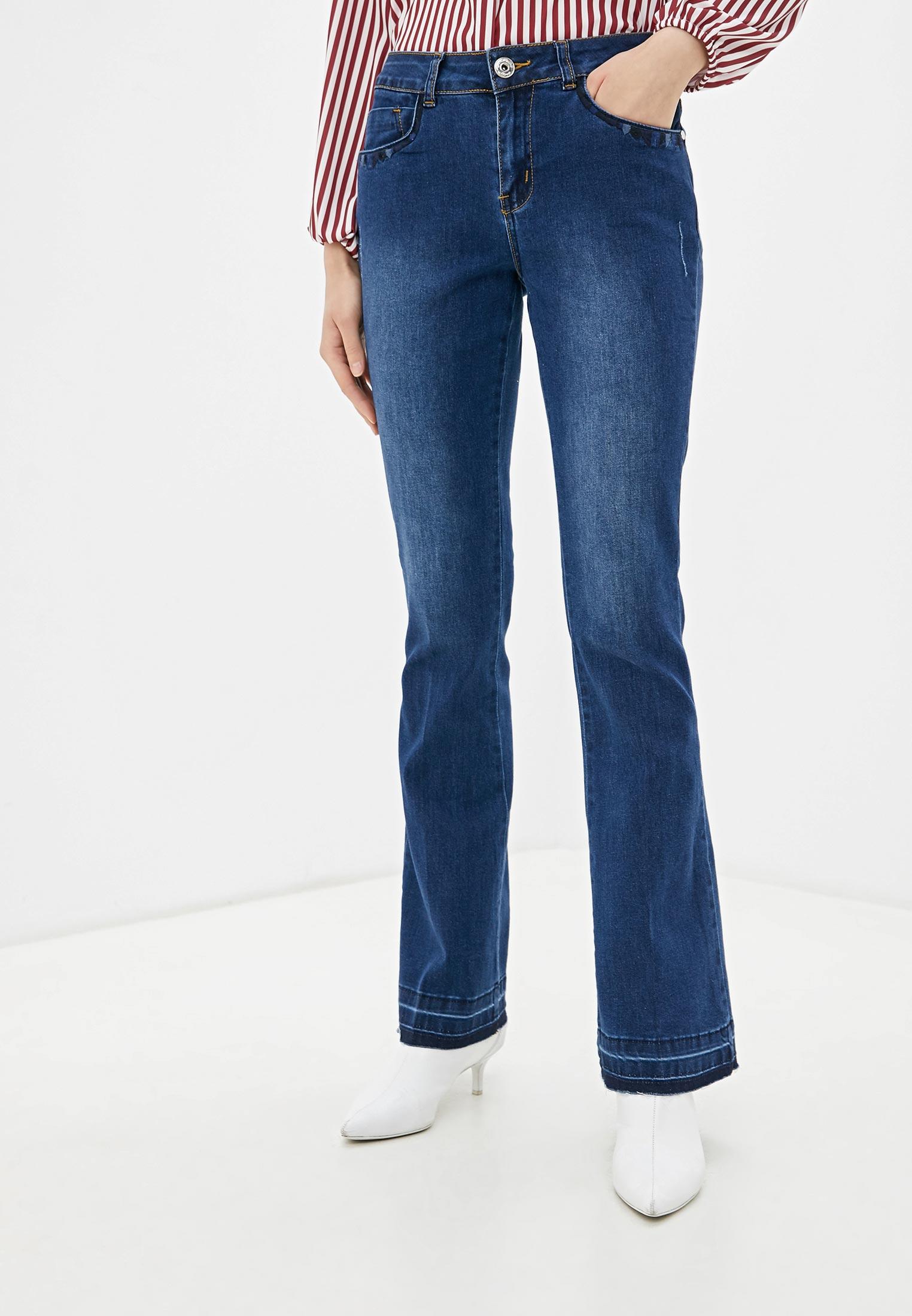 Широкие и расклешенные джинсы CAMOMILLA ITALIA 731034