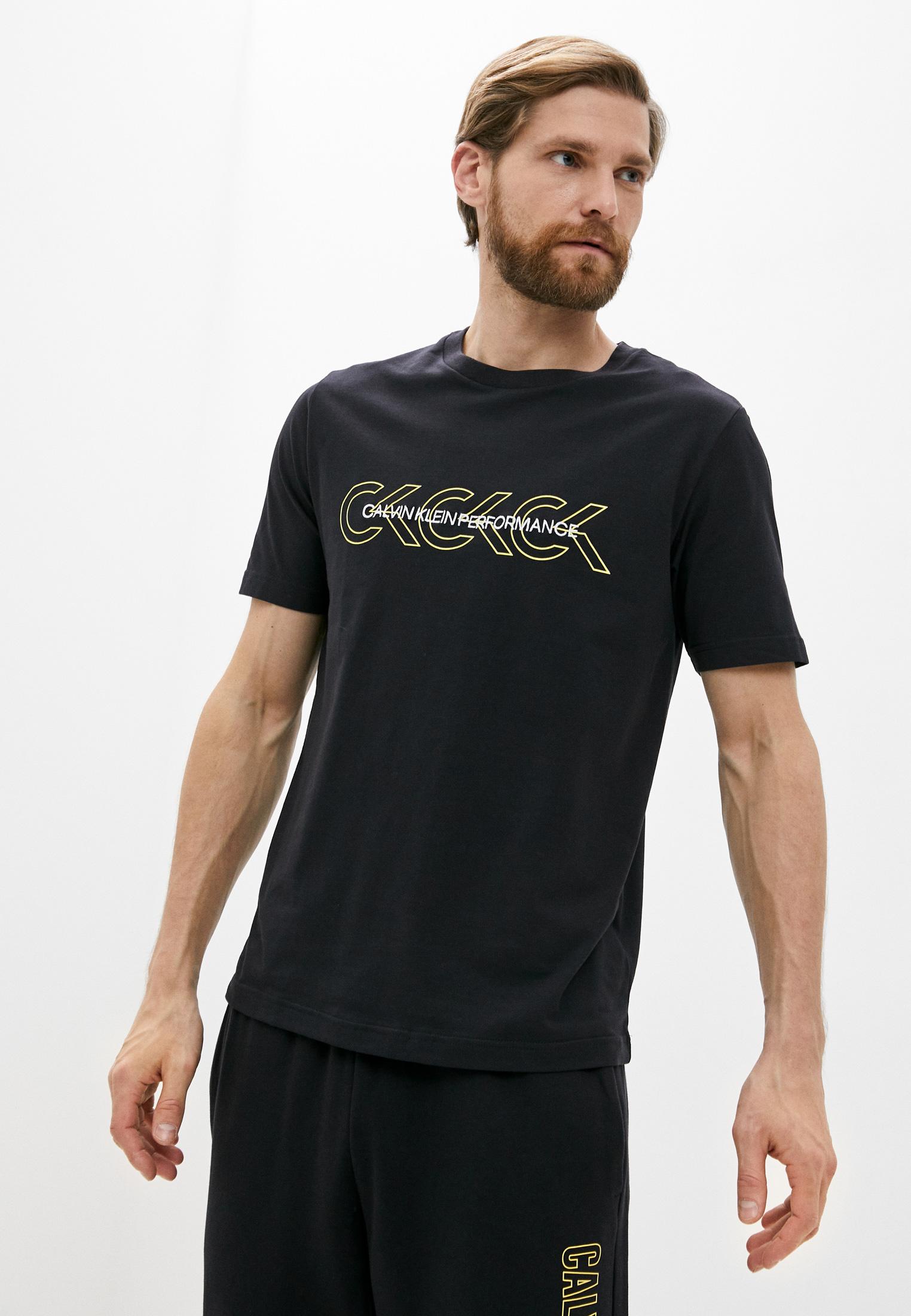 Футболка Calvin Klein Performance 00GMS0K136