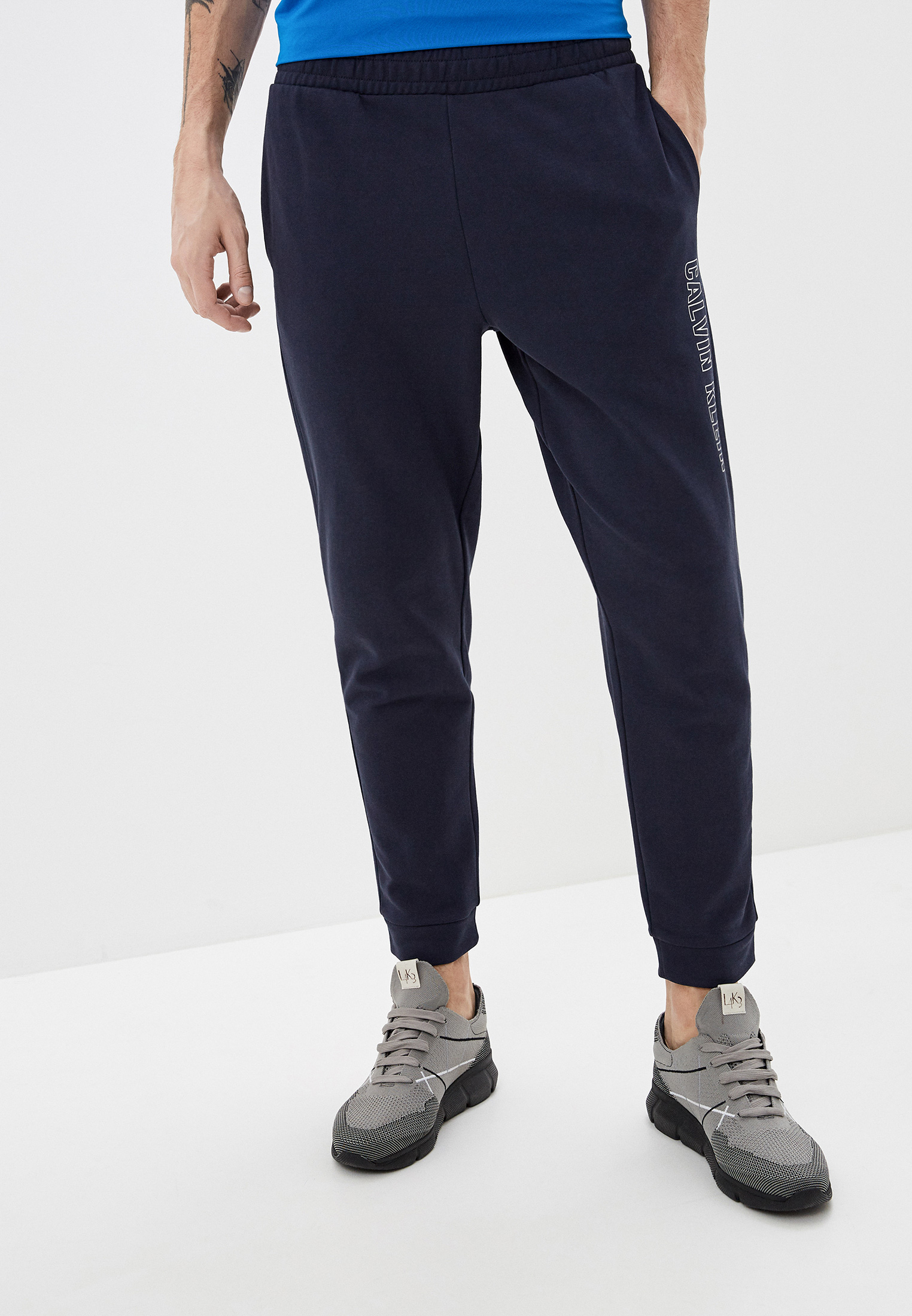 Мужские спортивные брюки Calvin Klein Performance 00GMS0P695