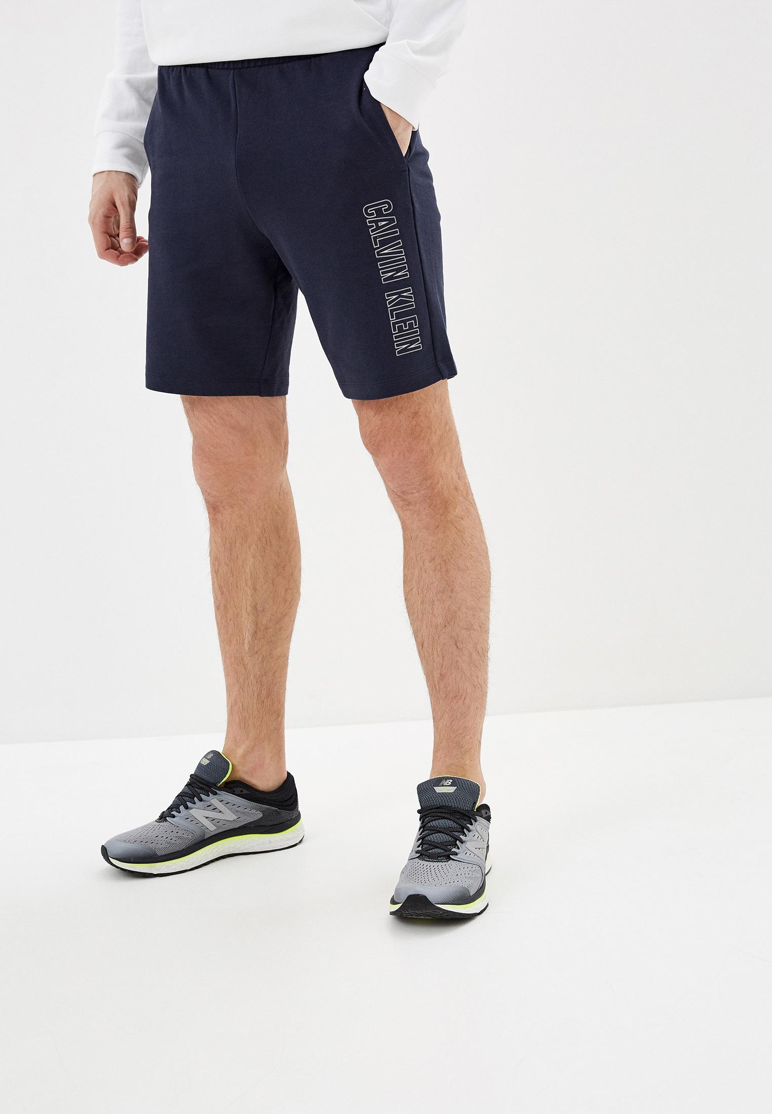 Мужские спортивные шорты Calvin Klein Performance 00GMS0S878