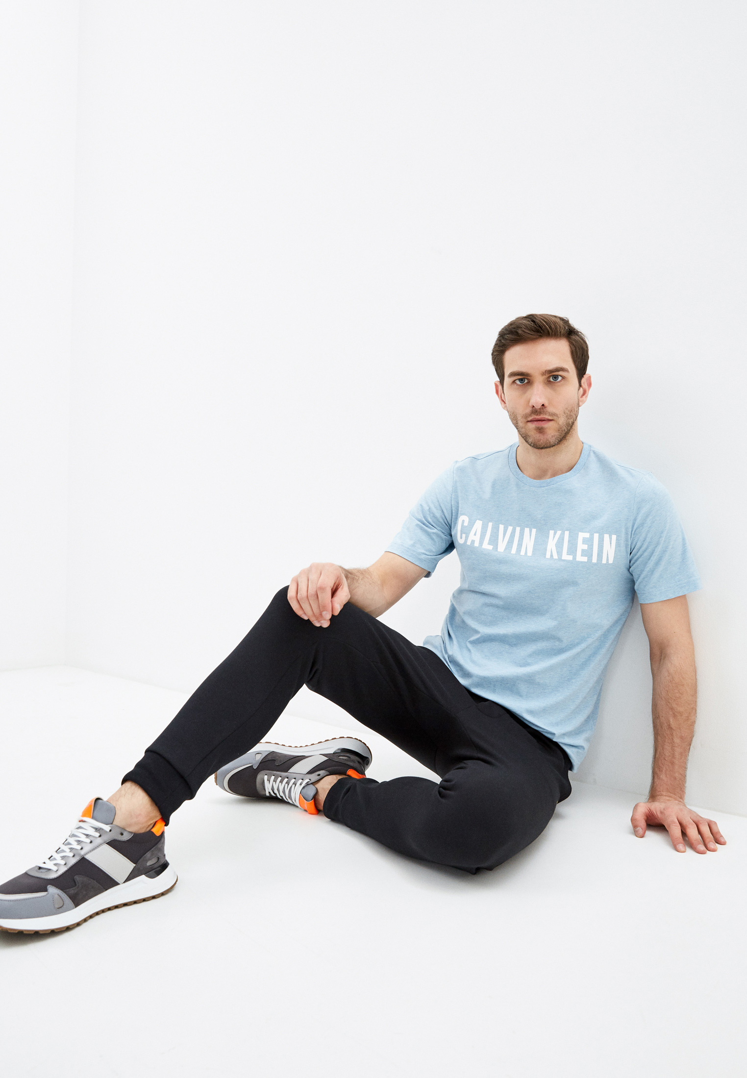 Футболка Calvin Klein Performance 00GMF8K160: изображение 2