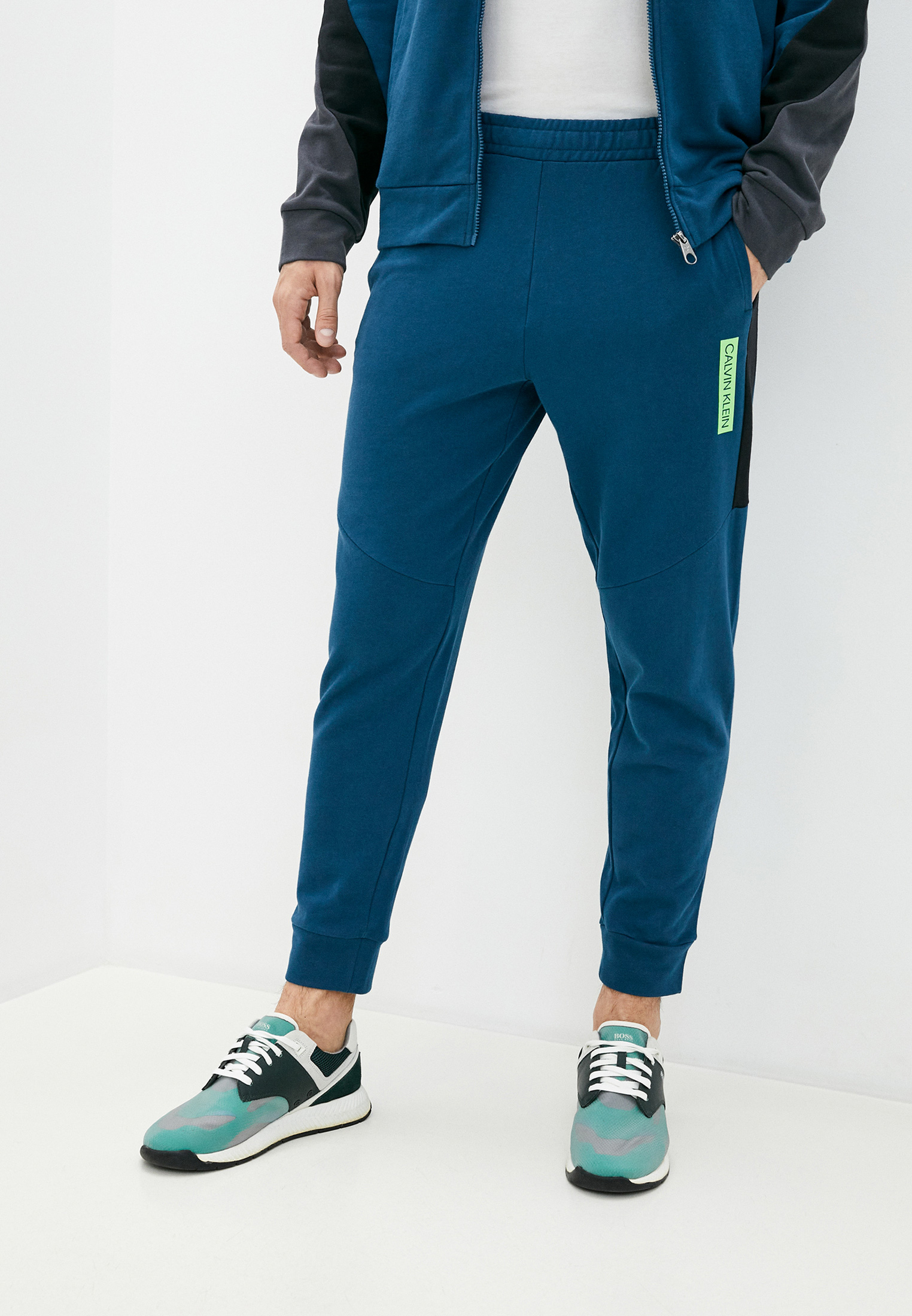 Мужские повседневные брюки Calvin Klein Performance 00GMT0P707