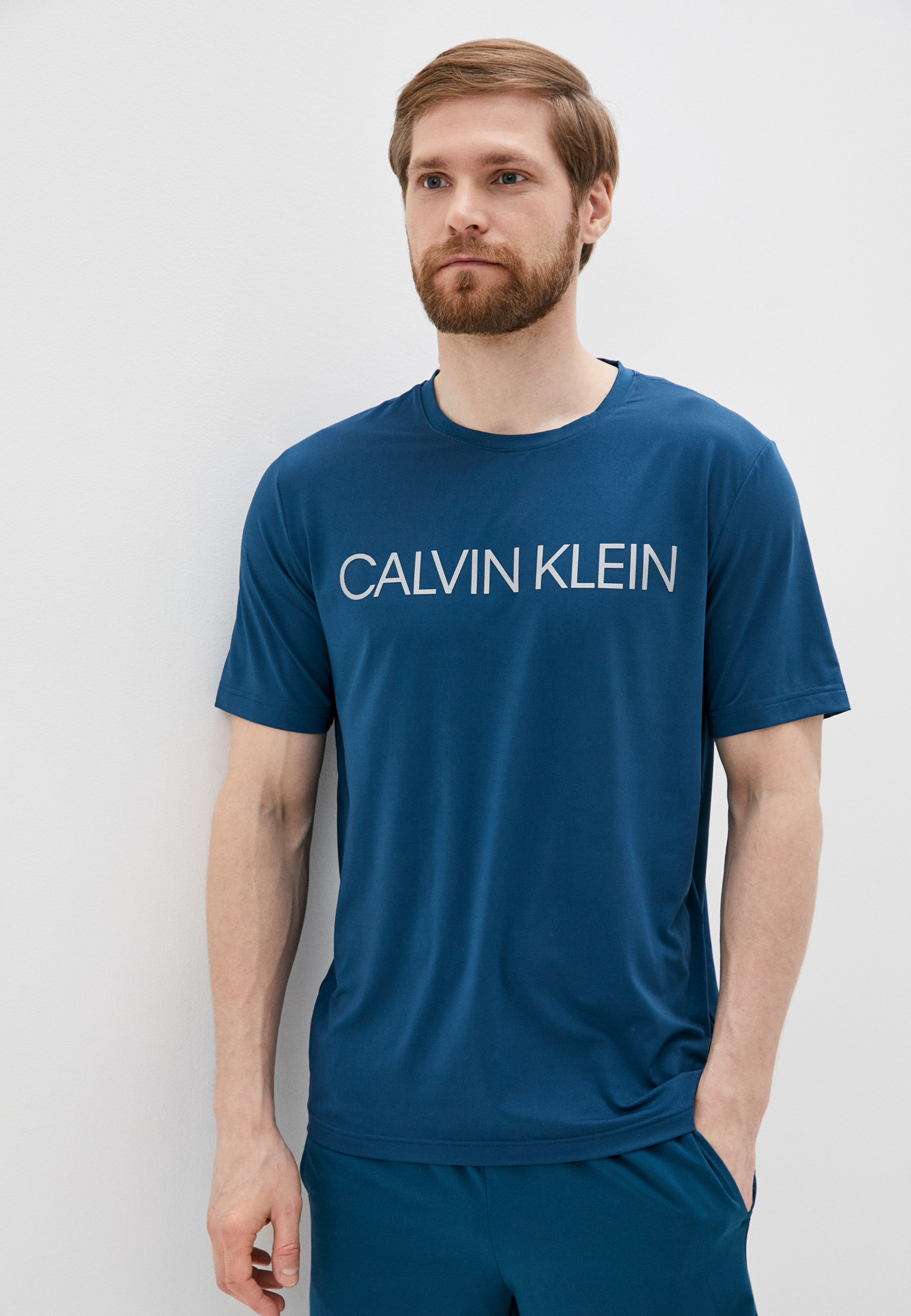 Футболка Calvin Klein Performance 00GMS0K104
