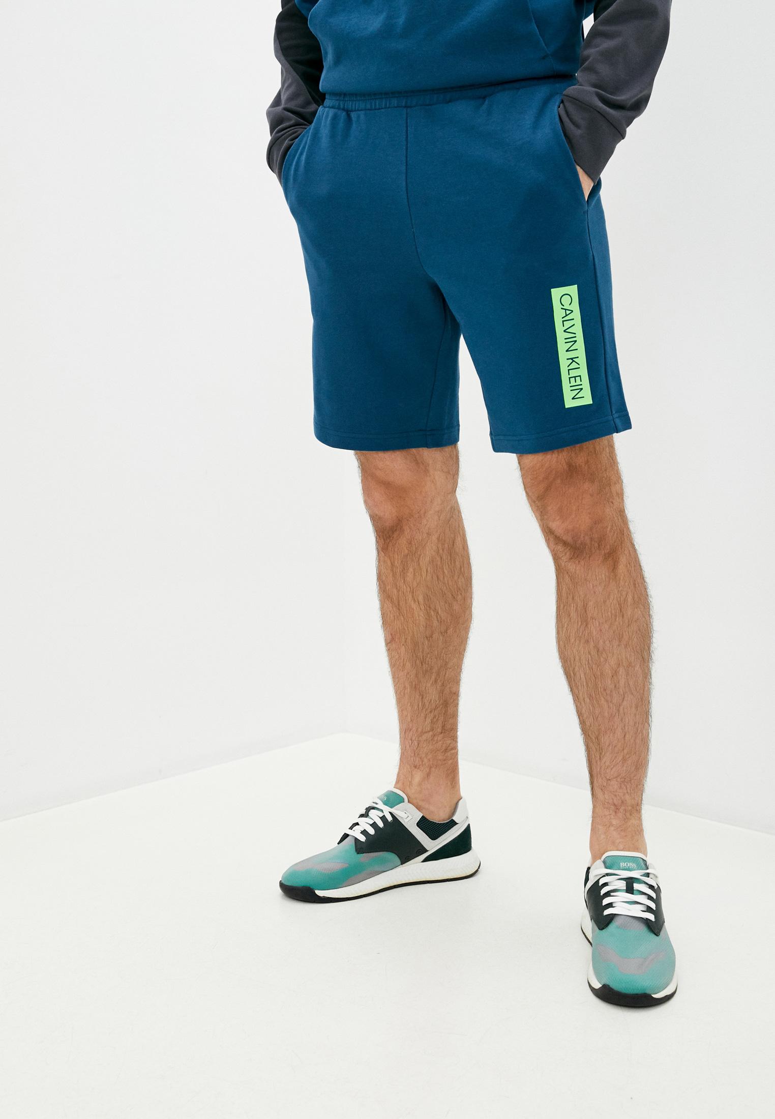 Мужские повседневные шорты Calvin Klein Performance 00GMT0S884