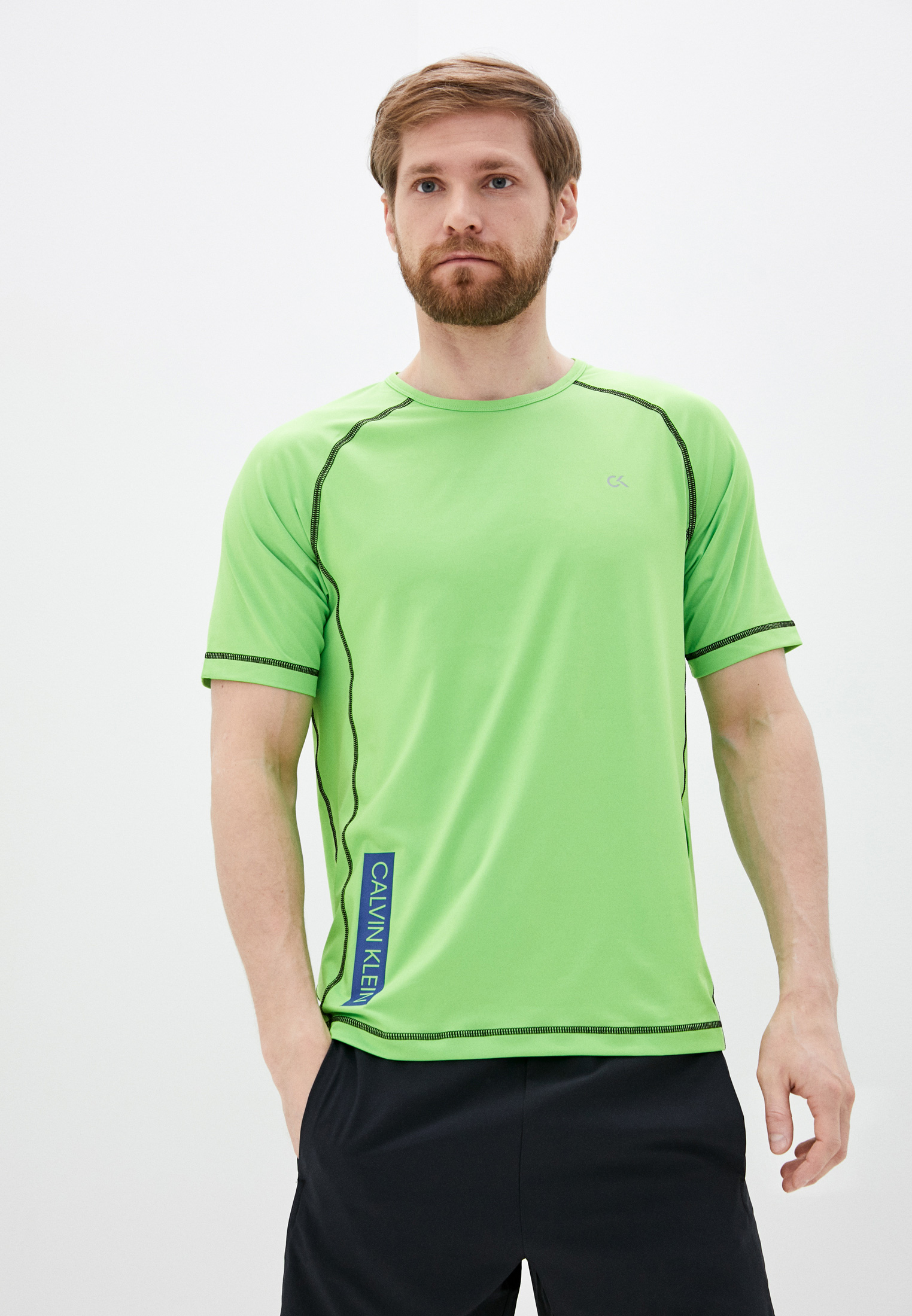 Футболка Calvin Klein Performance 00GMT0K118