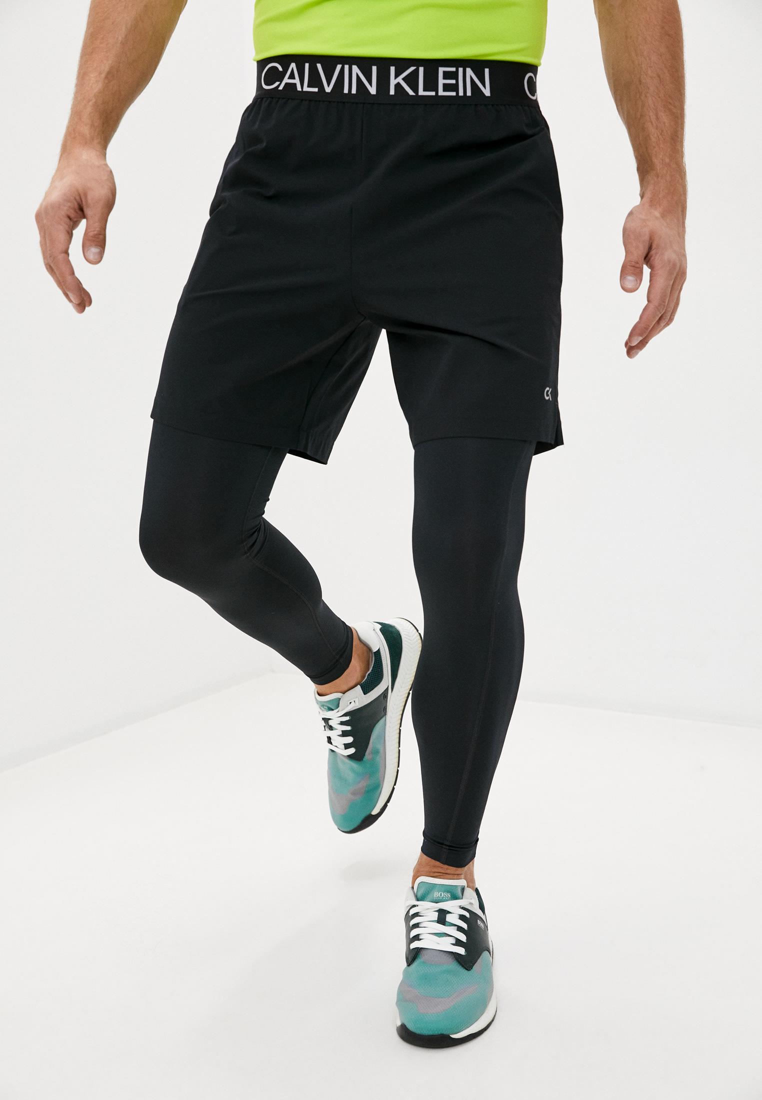 Мужские спортивные шорты Calvin Klein Performance 00GMF0S816