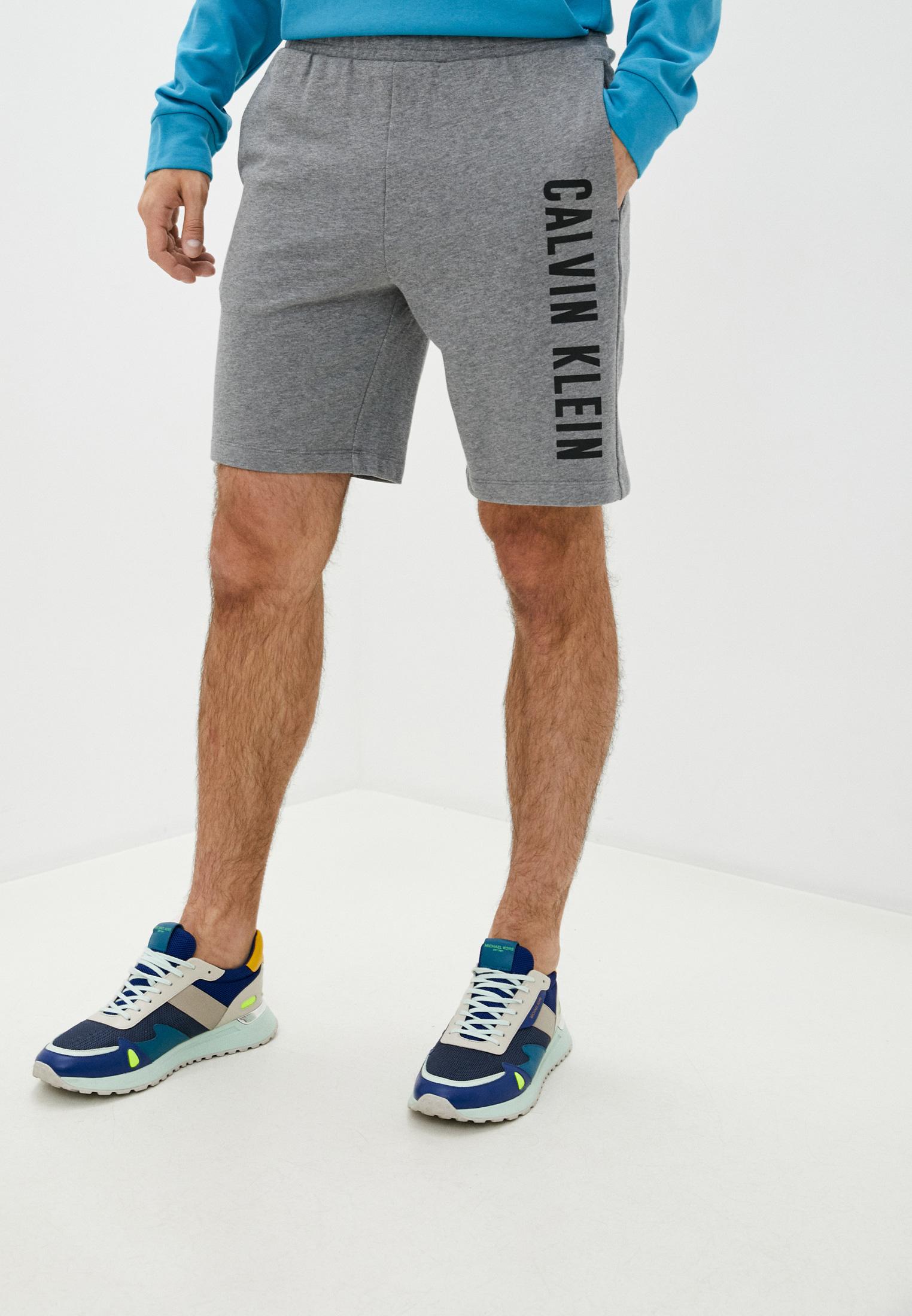 Мужские спортивные шорты Calvin Klein Performance 00GMS0S895