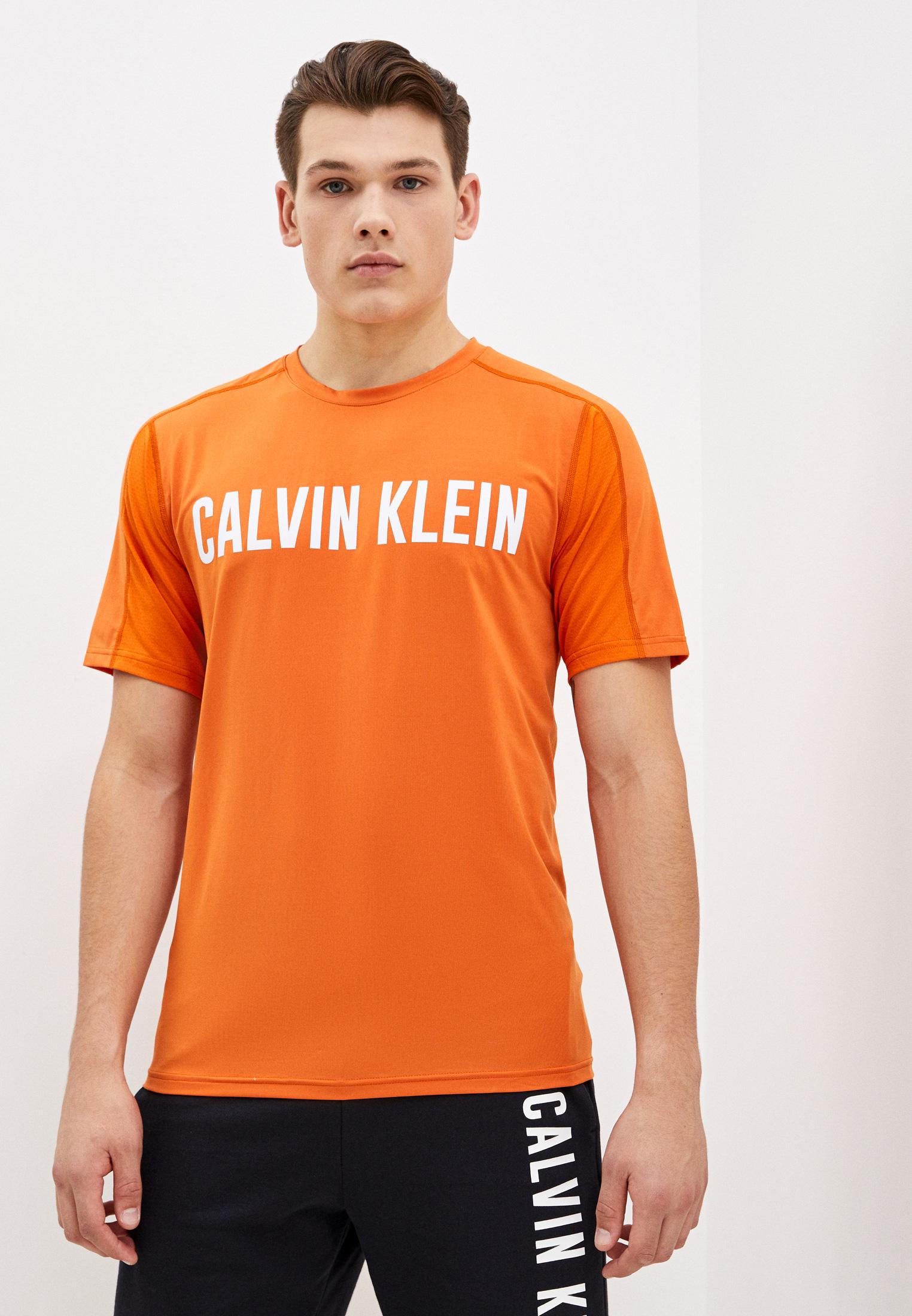 Спортивная футболка Calvin Klein Performance 00GMF0K150