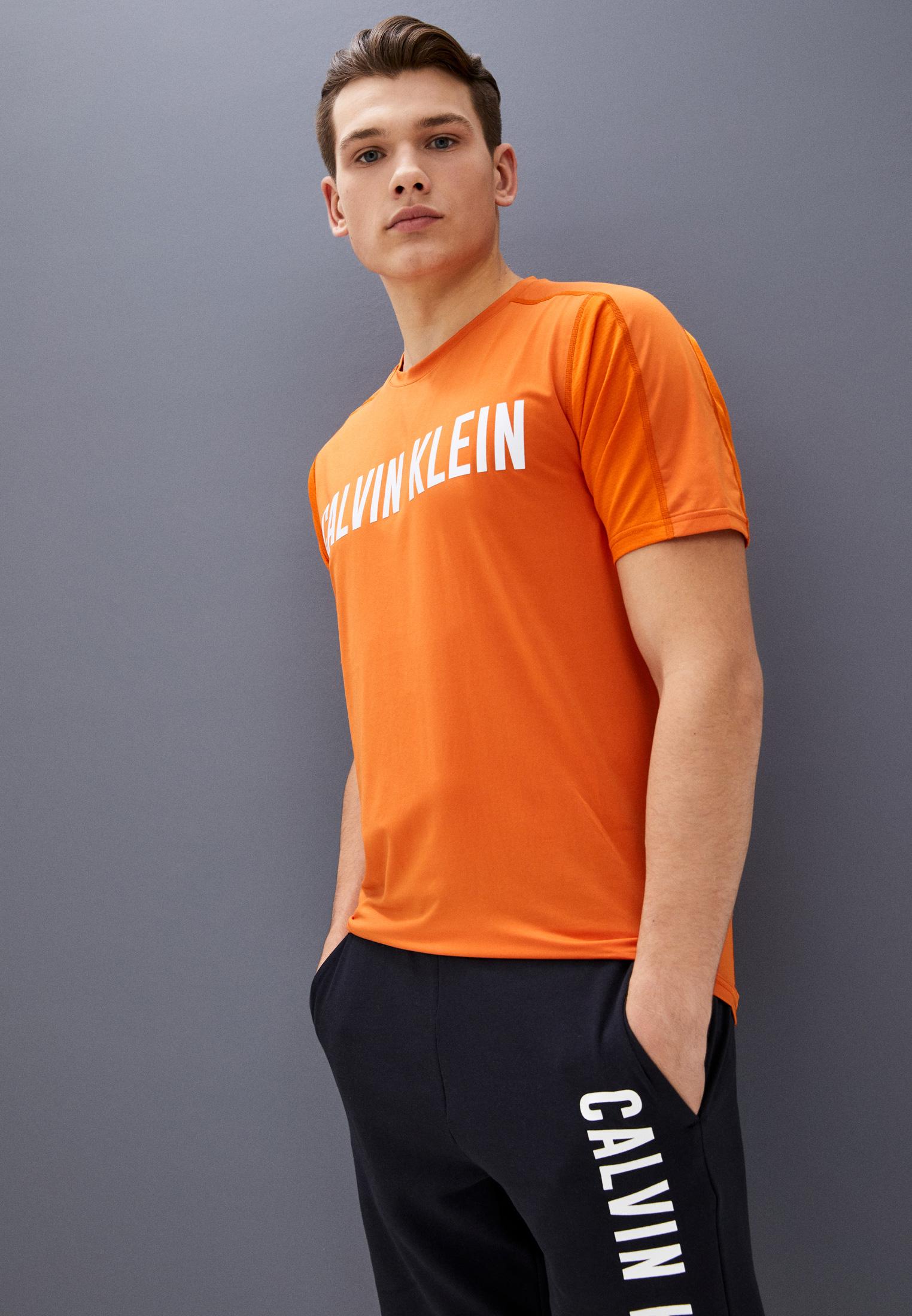 Спортивная футболка Calvin Klein Performance 00GMF0K150: изображение 2