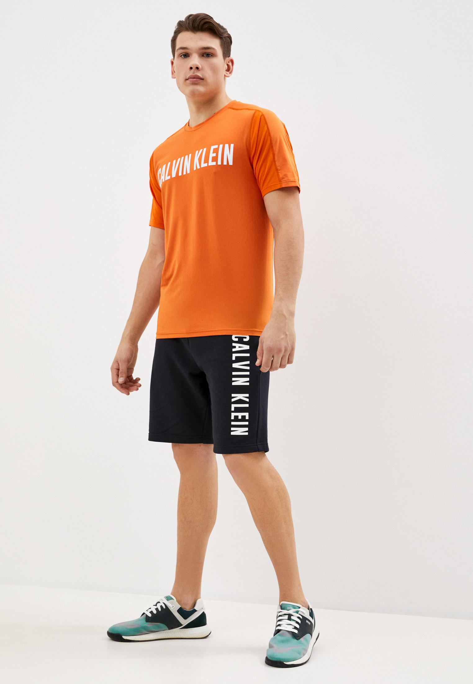 Спортивная футболка Calvin Klein Performance 00GMF0K150: изображение 3