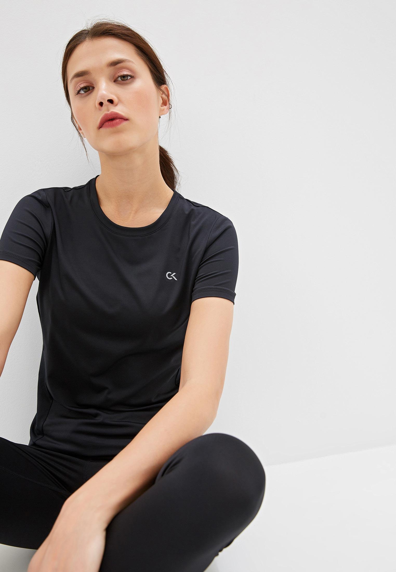 Спортивная футболка Calvin Klein Performance 00GWT9K125