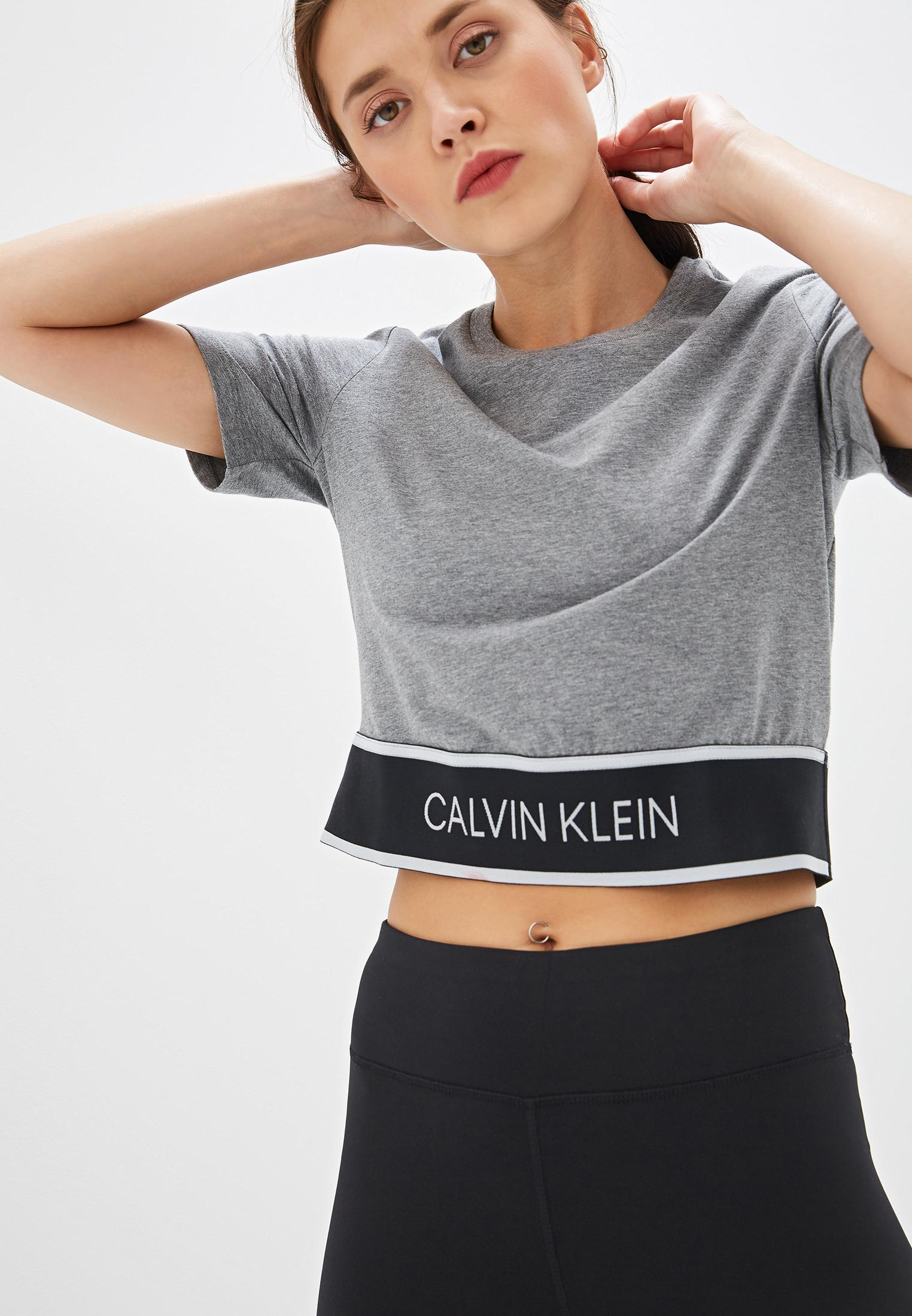 Спортивная футболка Calvin Klein Performance 00GWT9K141