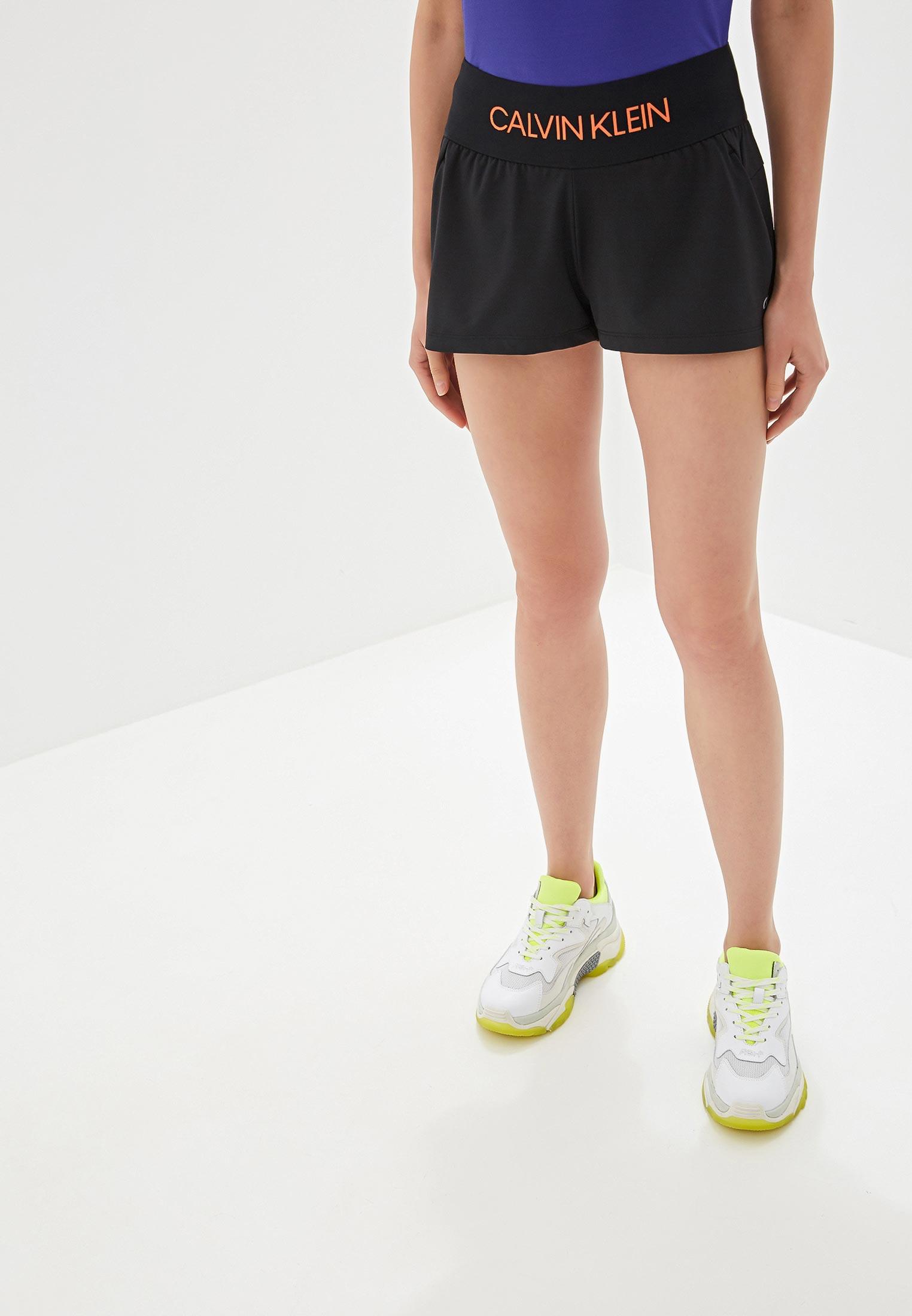 Женские спортивные шорты Calvin Klein Performance 00GWT9S874