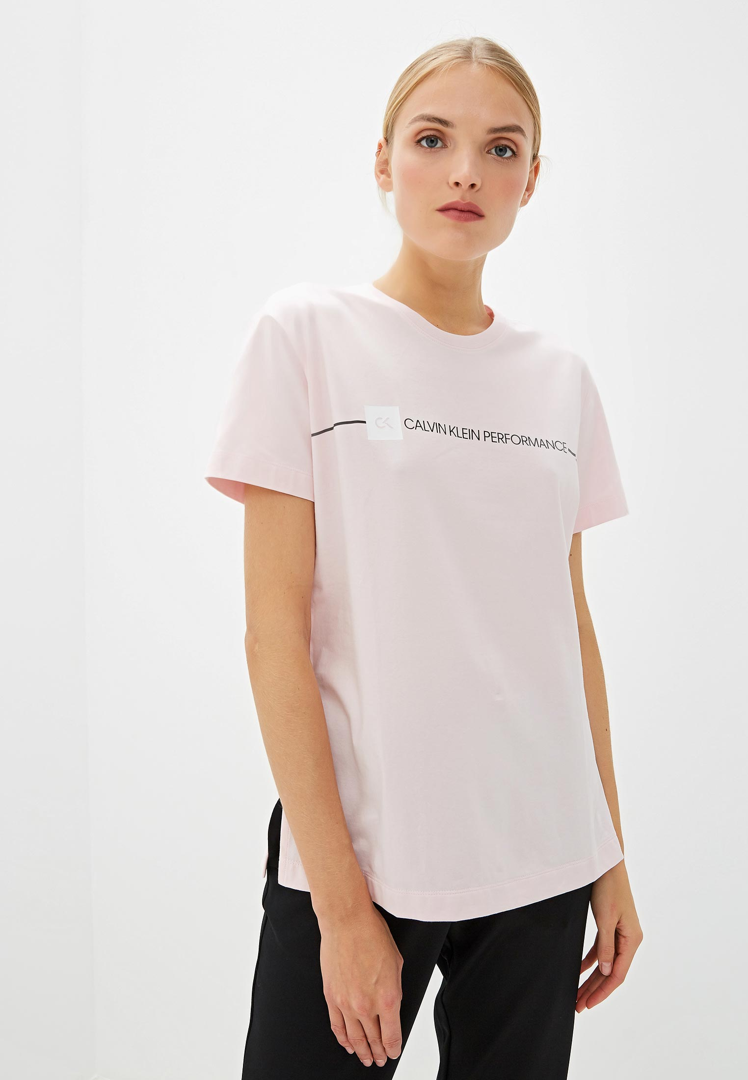 Спортивная футболка Calvin Klein Performance 00GWF9K195