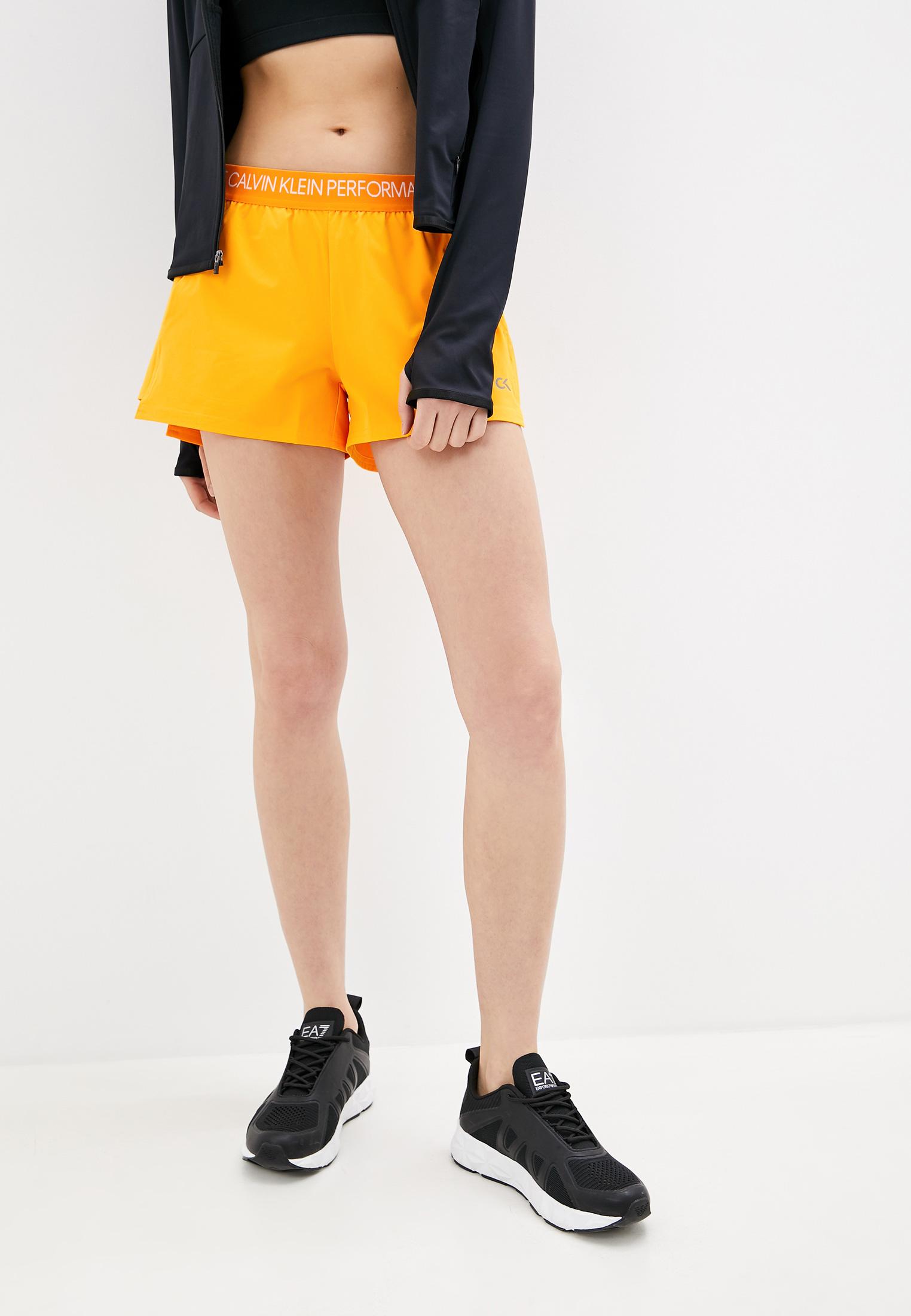 Женские спортивные шорты Calvin Klein Performance 00GWF9S873