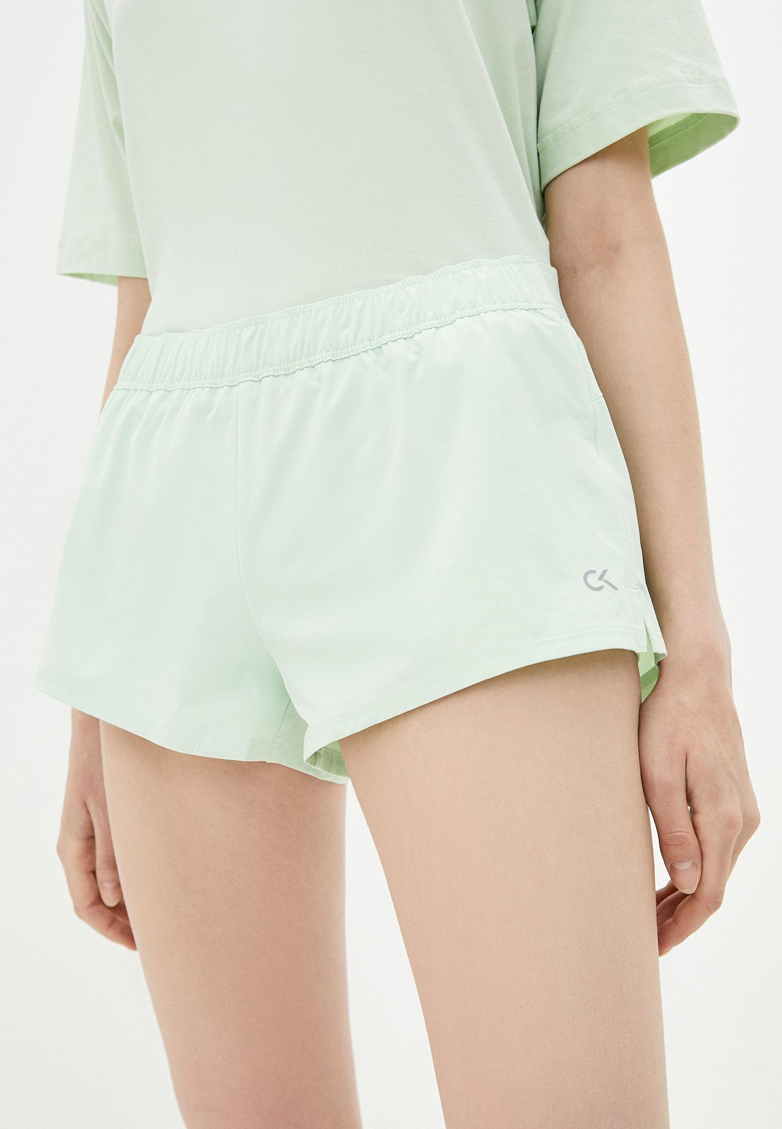 Женские повседневные шорты Calvin Klein Performance 00GWF8S841