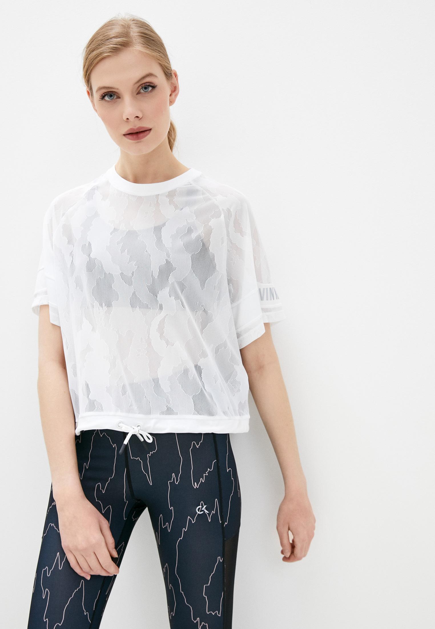 Спортивная футболка Calvin Klein Performance 00GWS0K157