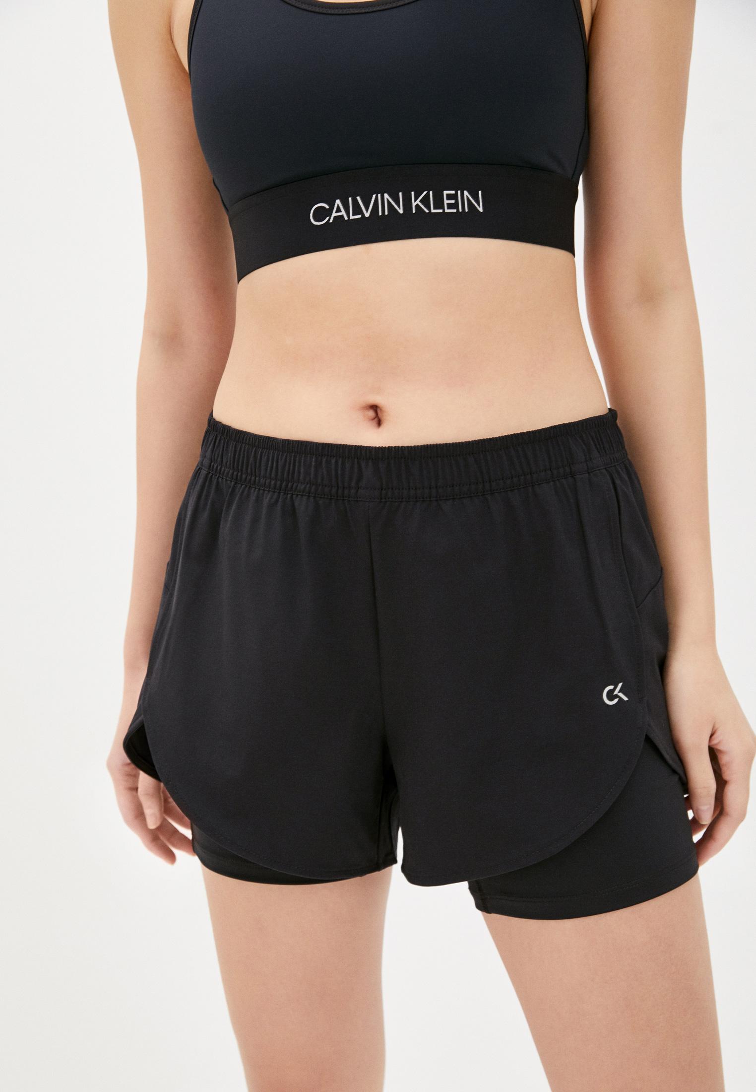 Женские спортивные шорты Calvin Klein Performance 00GWT0S884: изображение 1