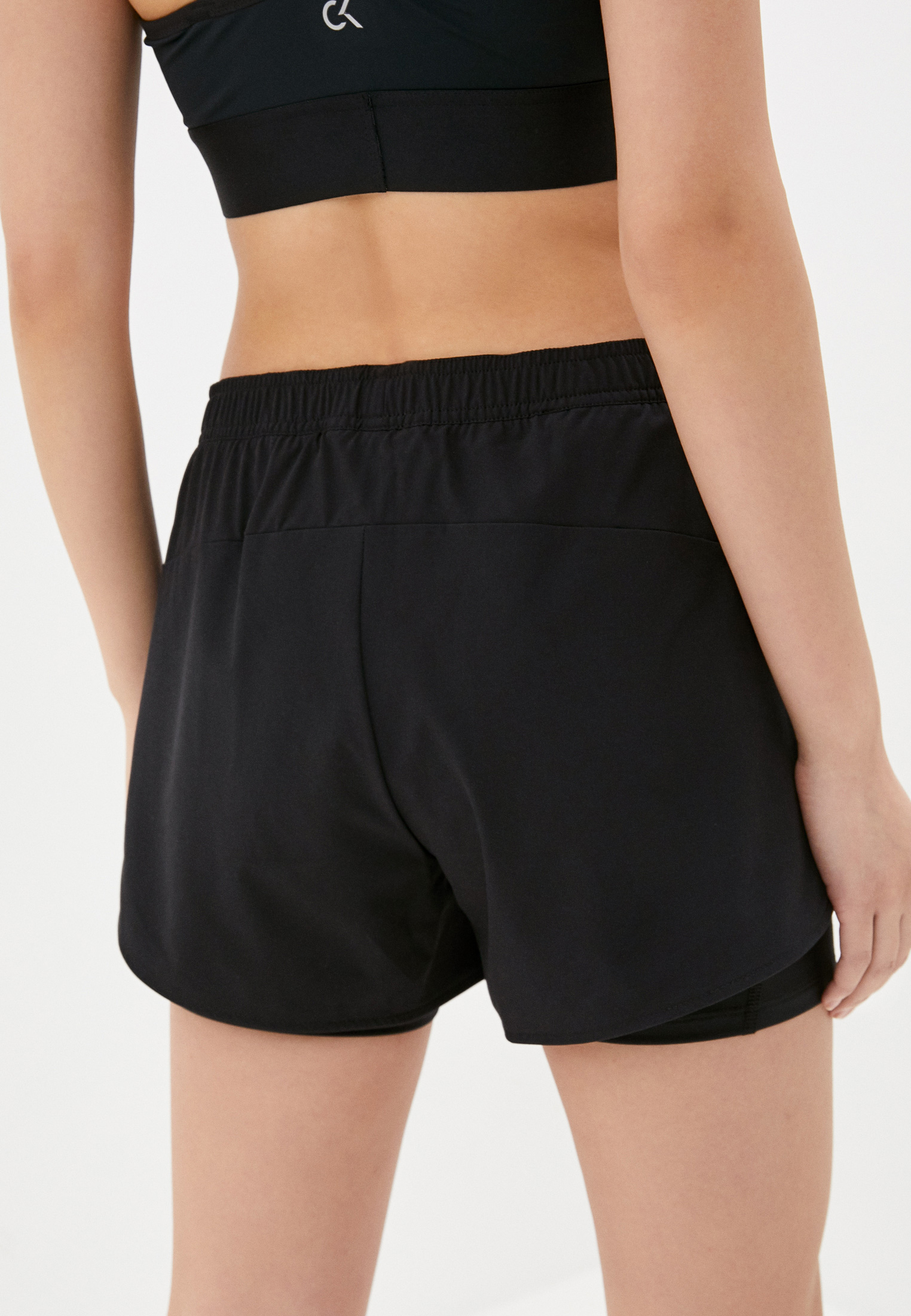 Женские спортивные шорты Calvin Klein Performance 00GWT0S884: изображение 3