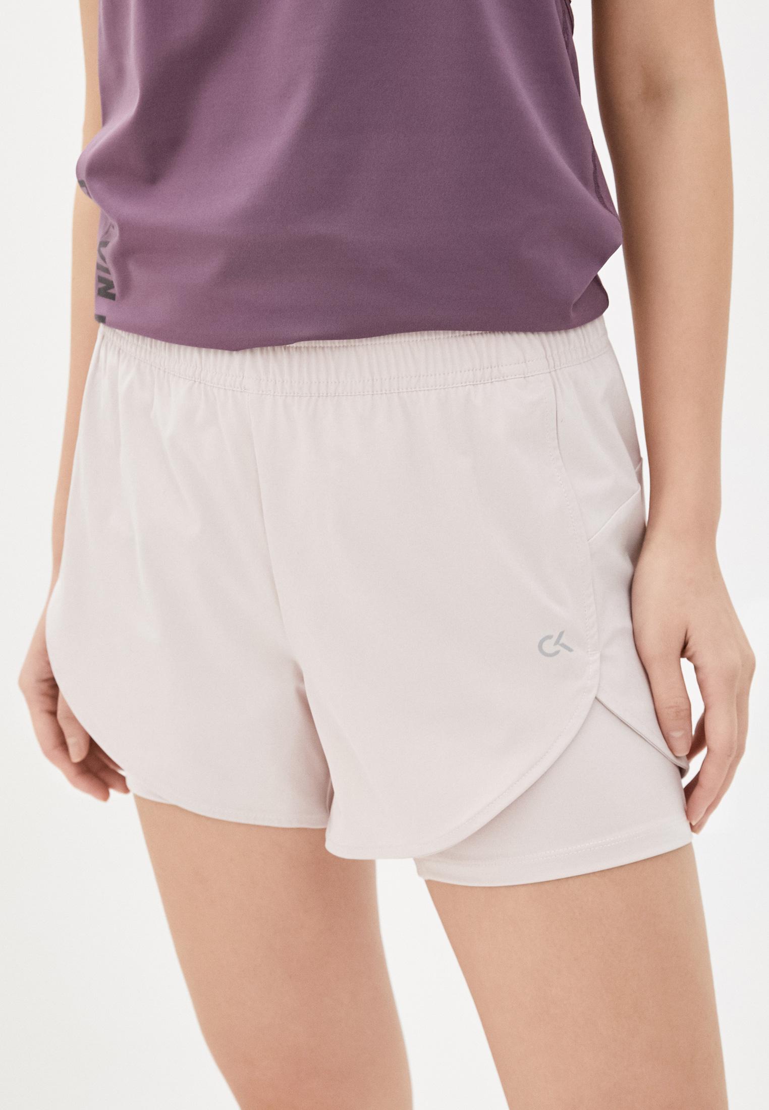 Женские спортивные шорты Calvin Klein Performance 00GWT0S884