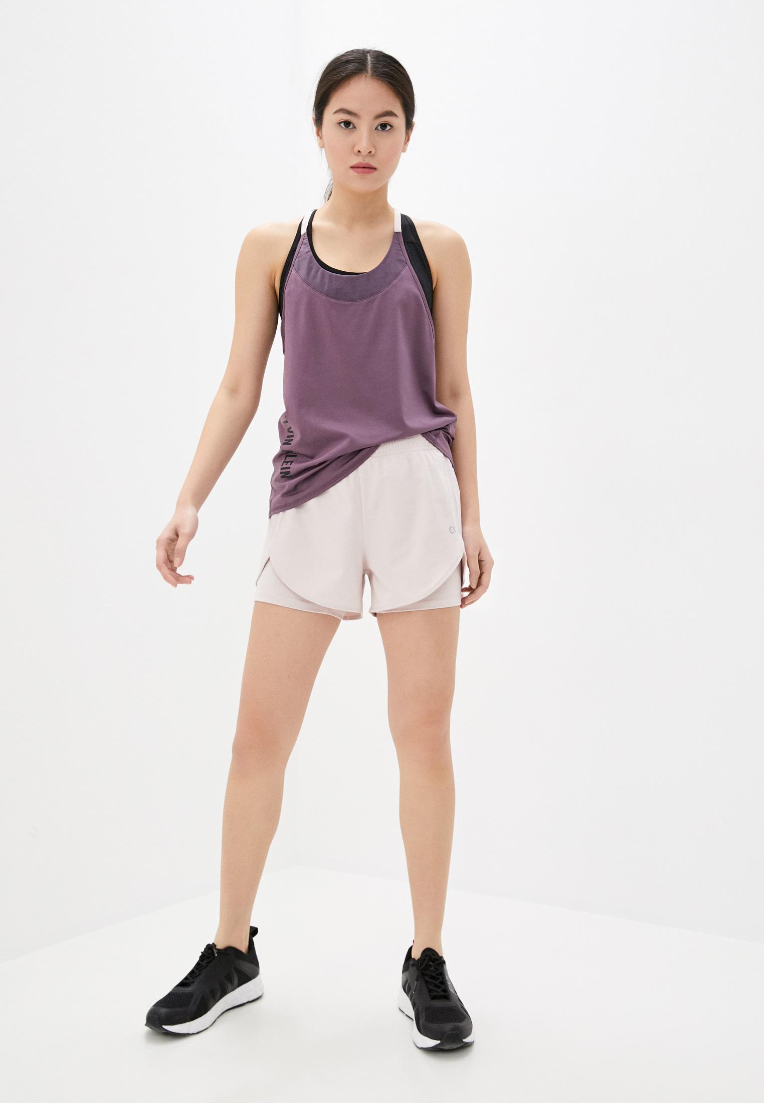 Женские спортивные шорты Calvin Klein Performance 00GWT0S884: изображение 2