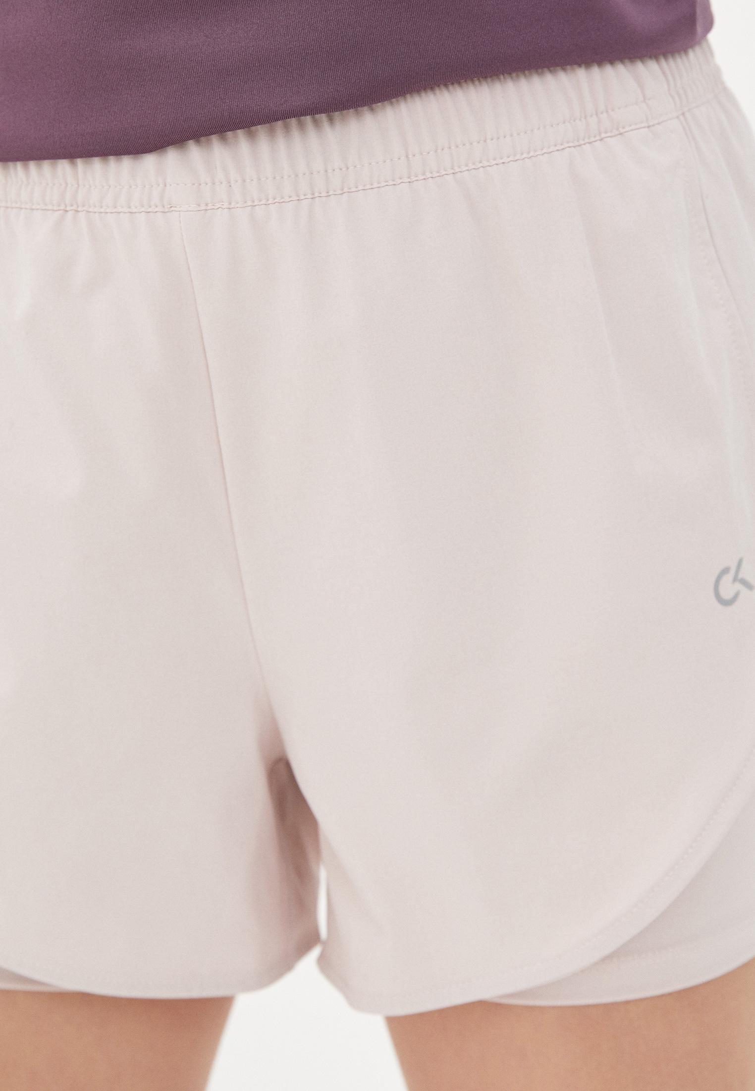 Женские спортивные шорты Calvin Klein Performance 00GWT0S884: изображение 4