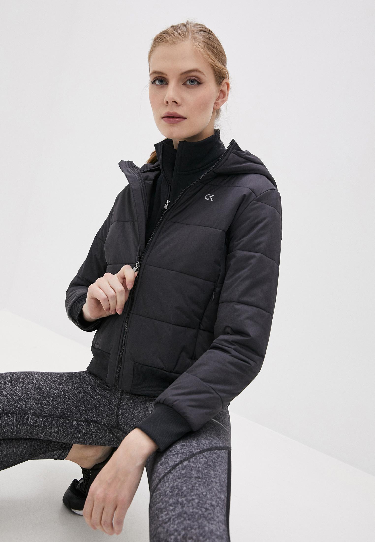 Утепленная куртка Calvin Klein Performance 00GWF0O554