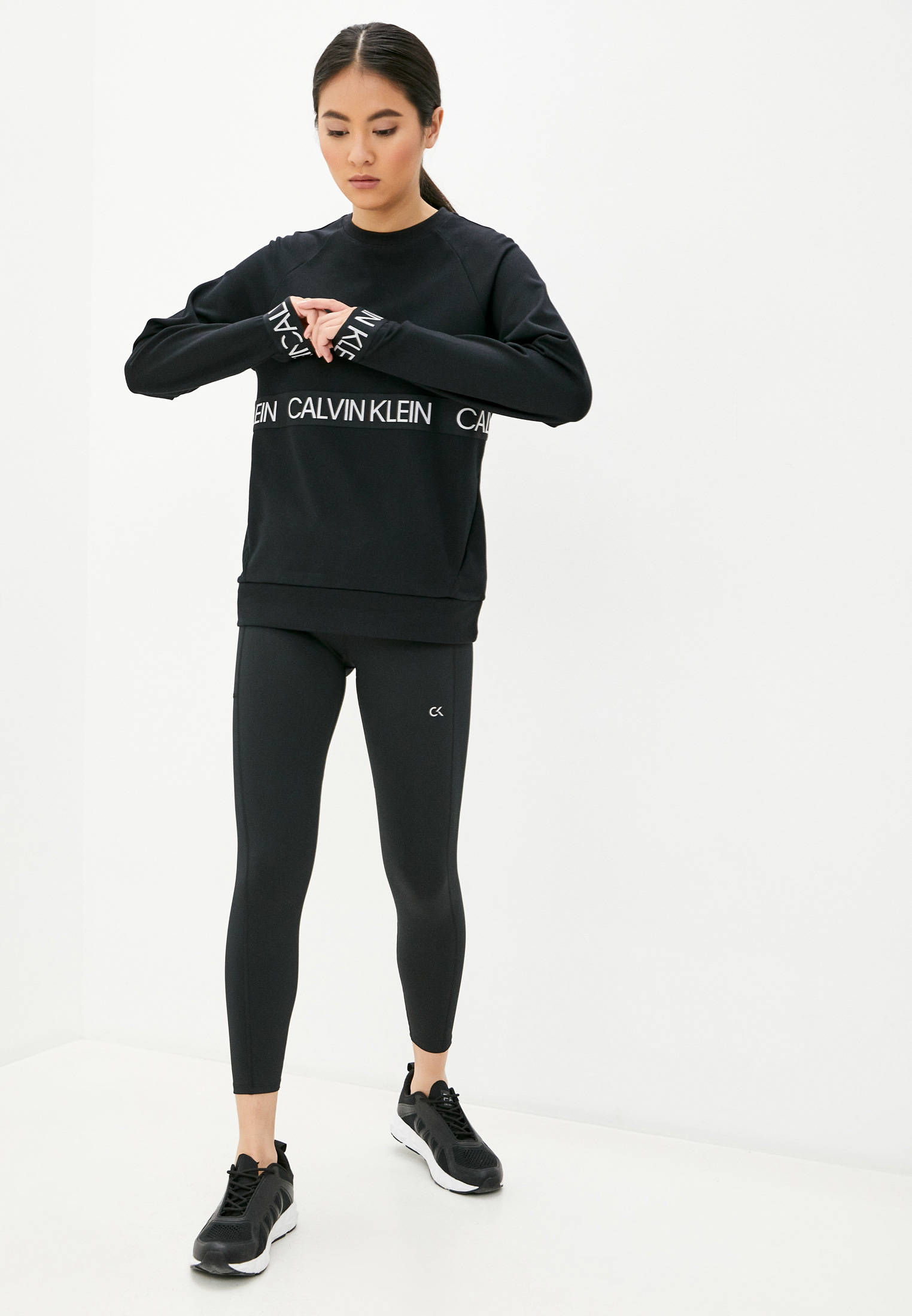 Женские леггинсы Calvin Klein Performance 00GWF0L642: изображение 3
