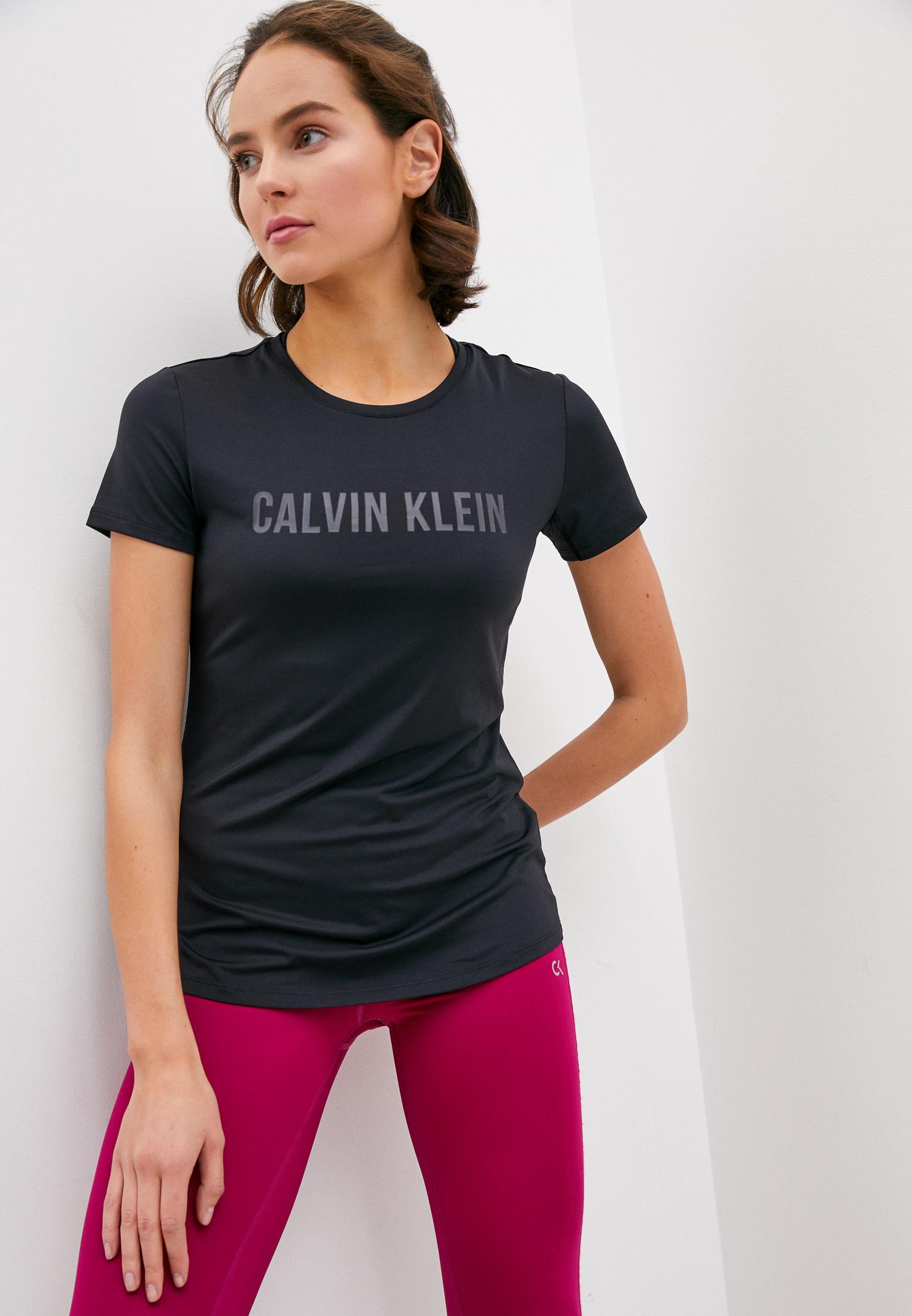 Футболка с коротким рукавом Calvin Klein Performance 00GWF0K168
