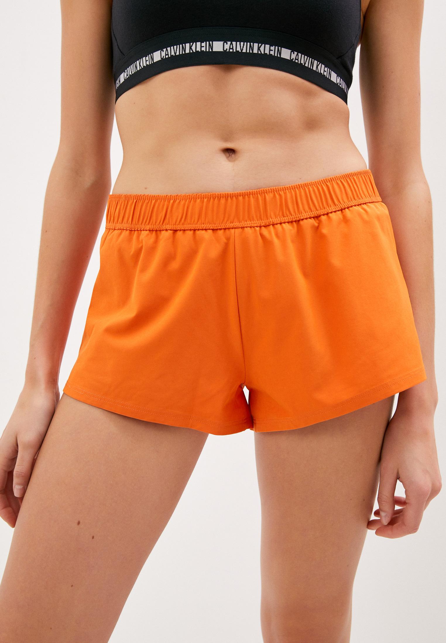 Женские спортивные шорты Calvin Klein Performance 00GWF0S801