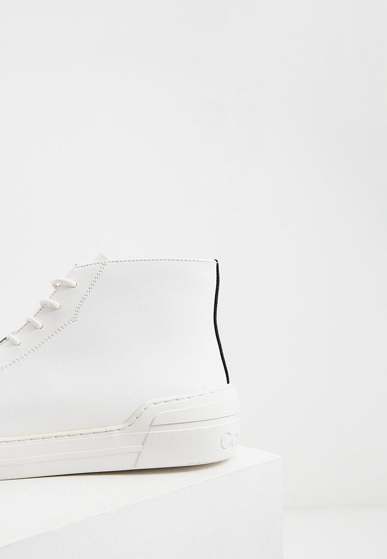 Мужские кеды Calvin Klein (Кельвин Кляйн) F0996: изображение 2