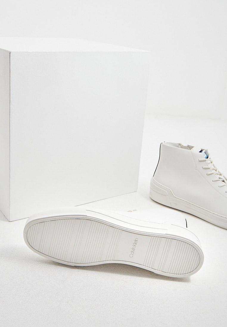 Мужские кеды Calvin Klein (Кельвин Кляйн) F0996: изображение 3