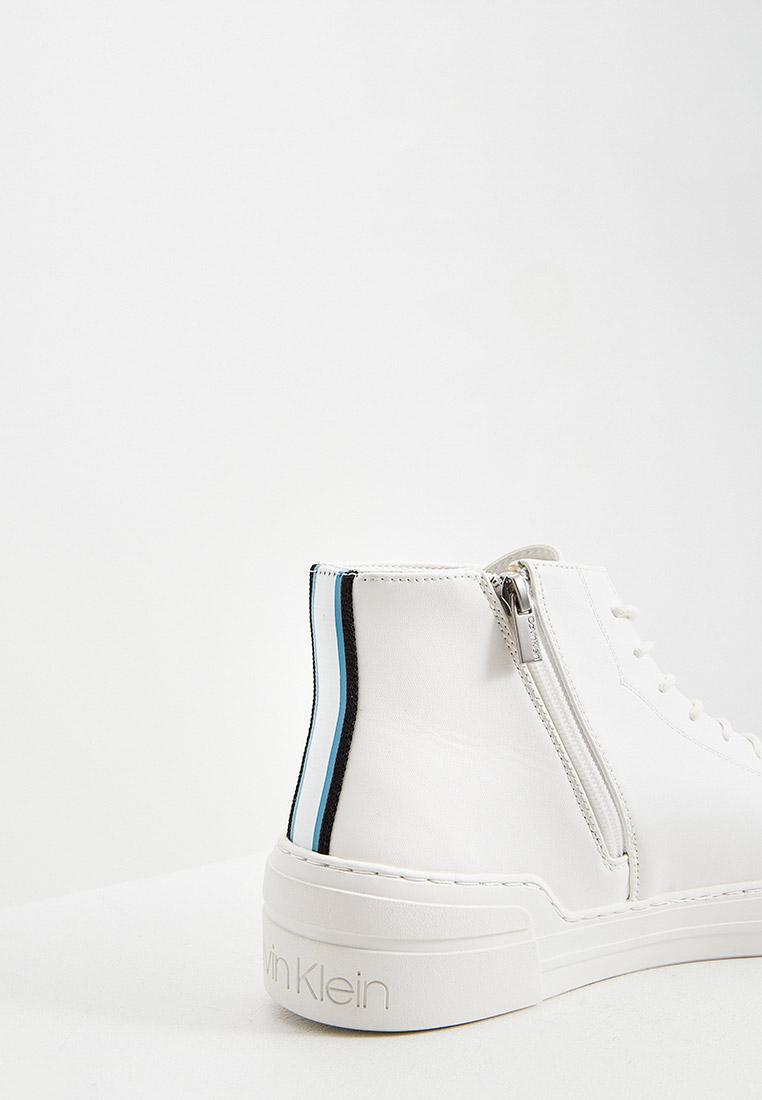 Мужские кеды Calvin Klein (Кельвин Кляйн) F0996: изображение 5