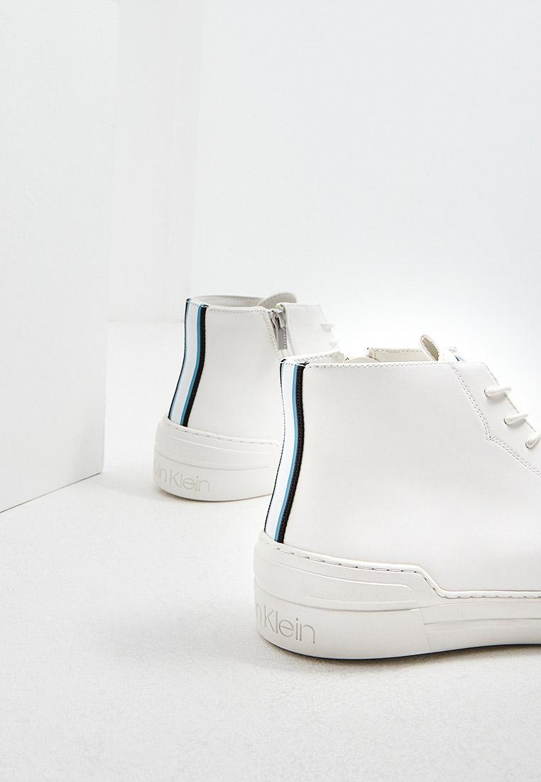 Мужские кеды Calvin Klein (Кельвин Кляйн) F0996: изображение 6