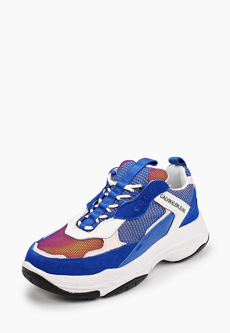 Мужские кроссовки Calvin Klein (Кельвин Кляйн) S0592: изображение 2