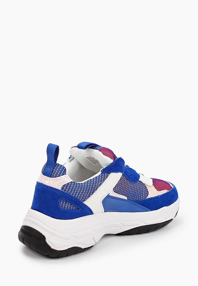 Мужские кроссовки Calvin Klein (Кельвин Кляйн) S0592: изображение 3